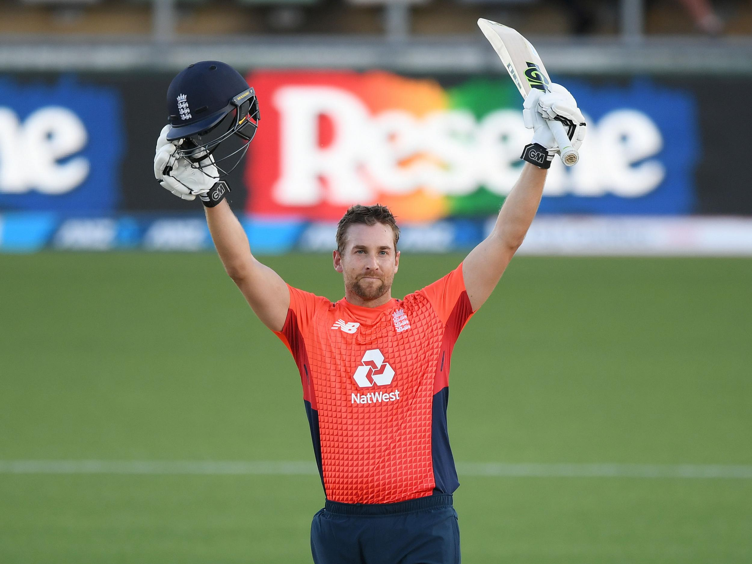 Dawid Malan ton powers England to their highest-ever T20I total in win over  New Zealand | The Independent | The Independent