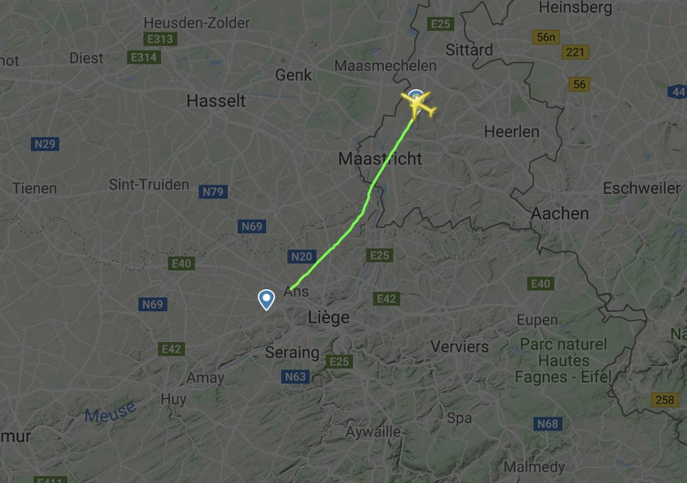 Qatar Airways flies 24-mile cargo route that takes just nine ...