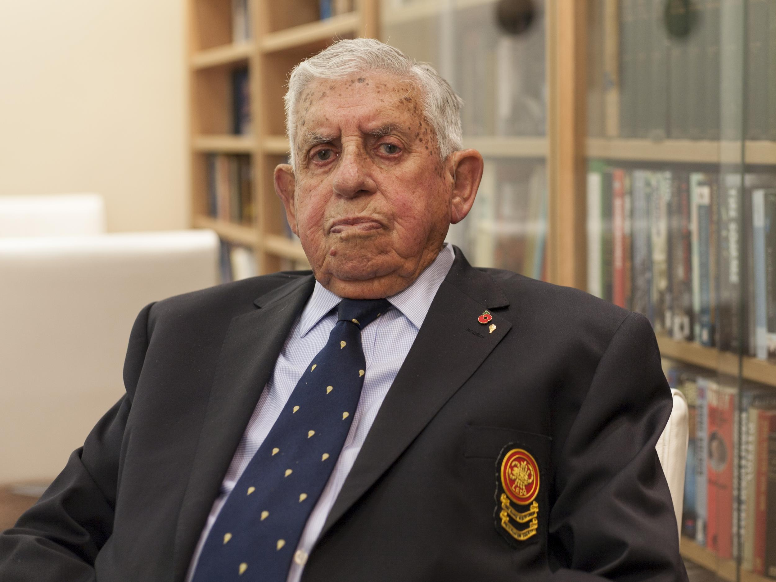 'I was just a kid': SAS veteran speaks out, eight decades on from Second World War service