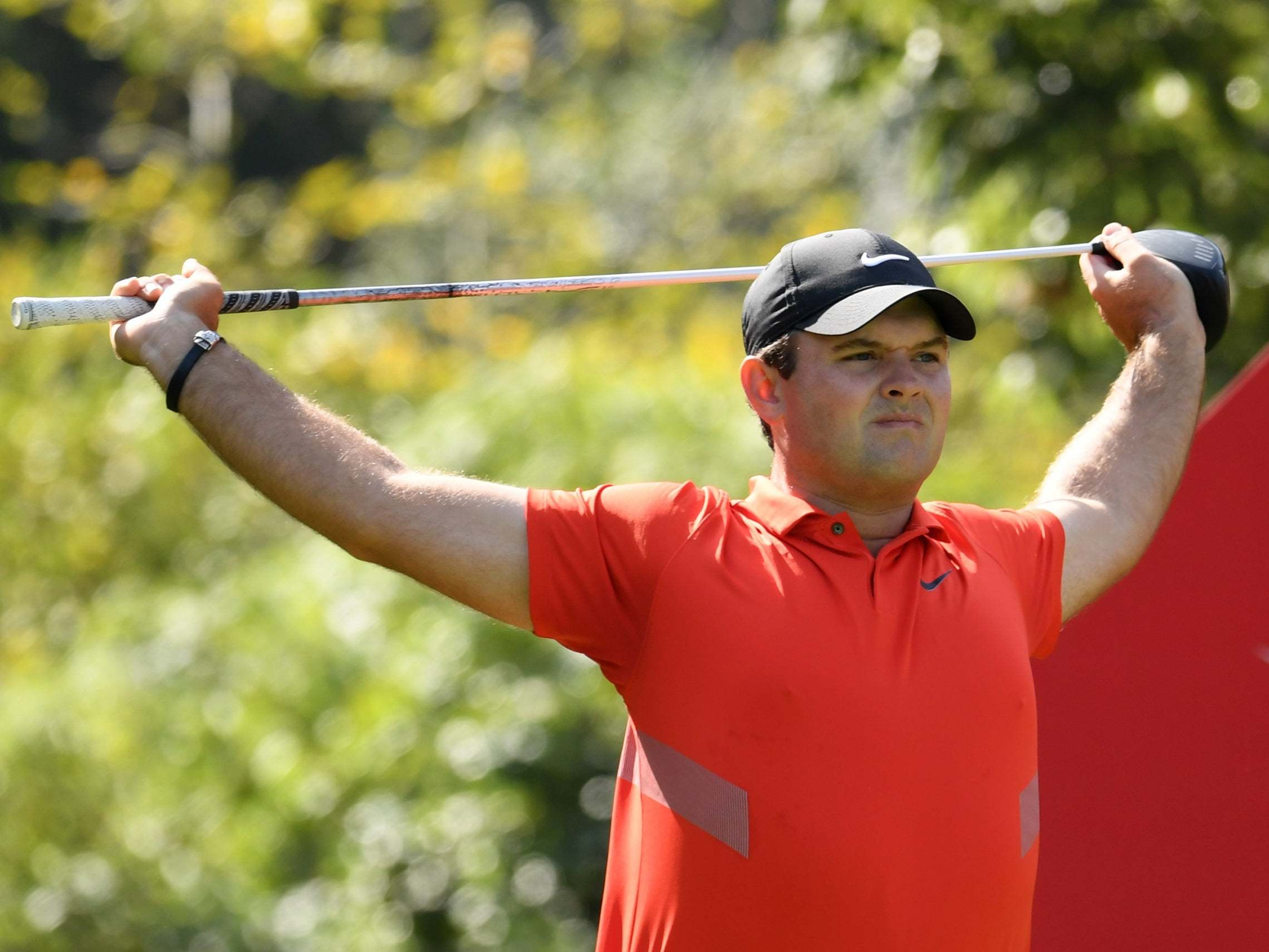 Patrick Reed riding high after Tiger Woods backing and lays down challenge to troubled Jordan Spieth