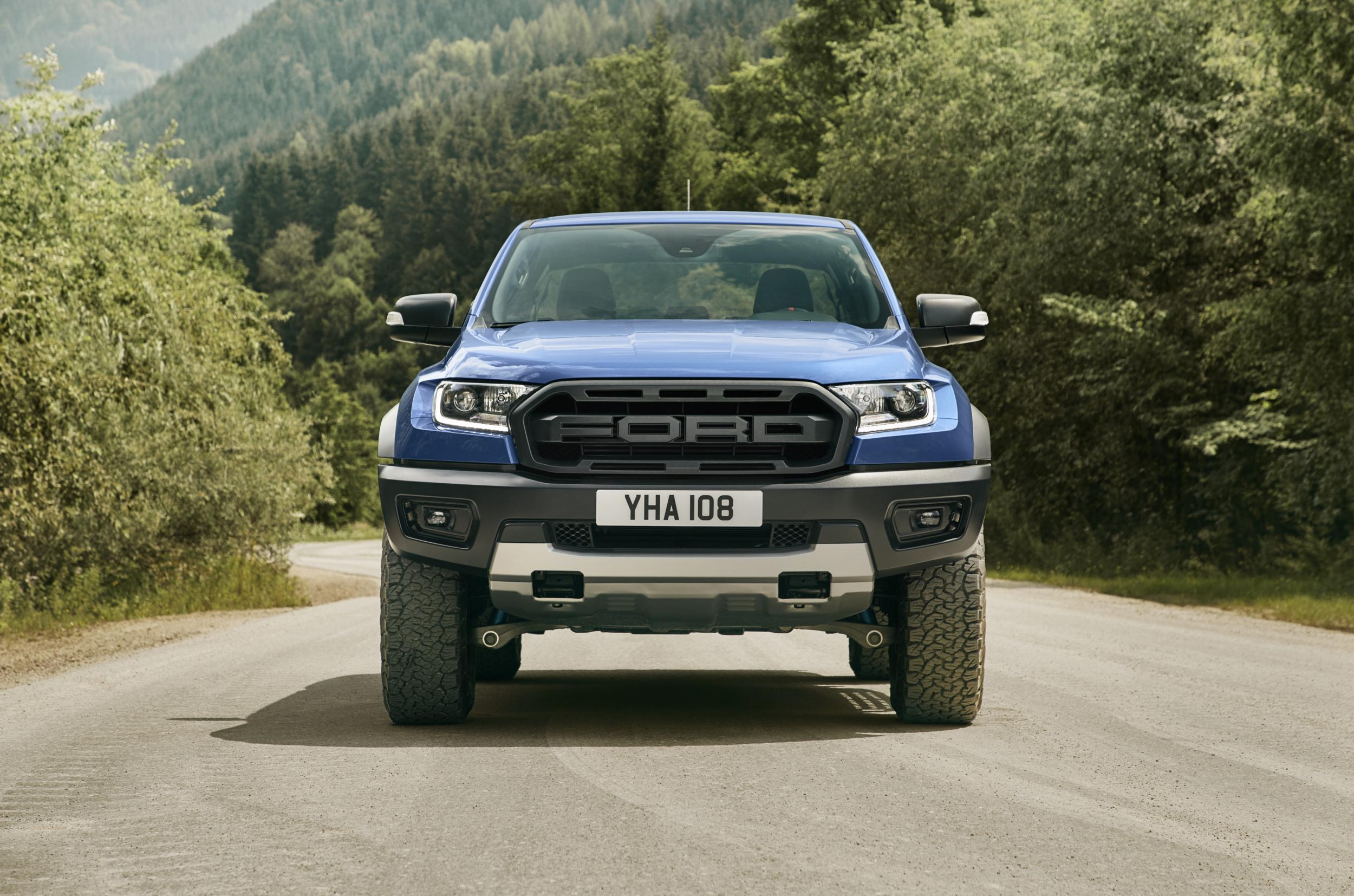 Car Review The Ford Ranger Raptor An Unlikely Predator