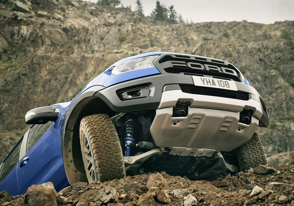 Car Review The Ford Ranger Raptor An Unlikely Predator The