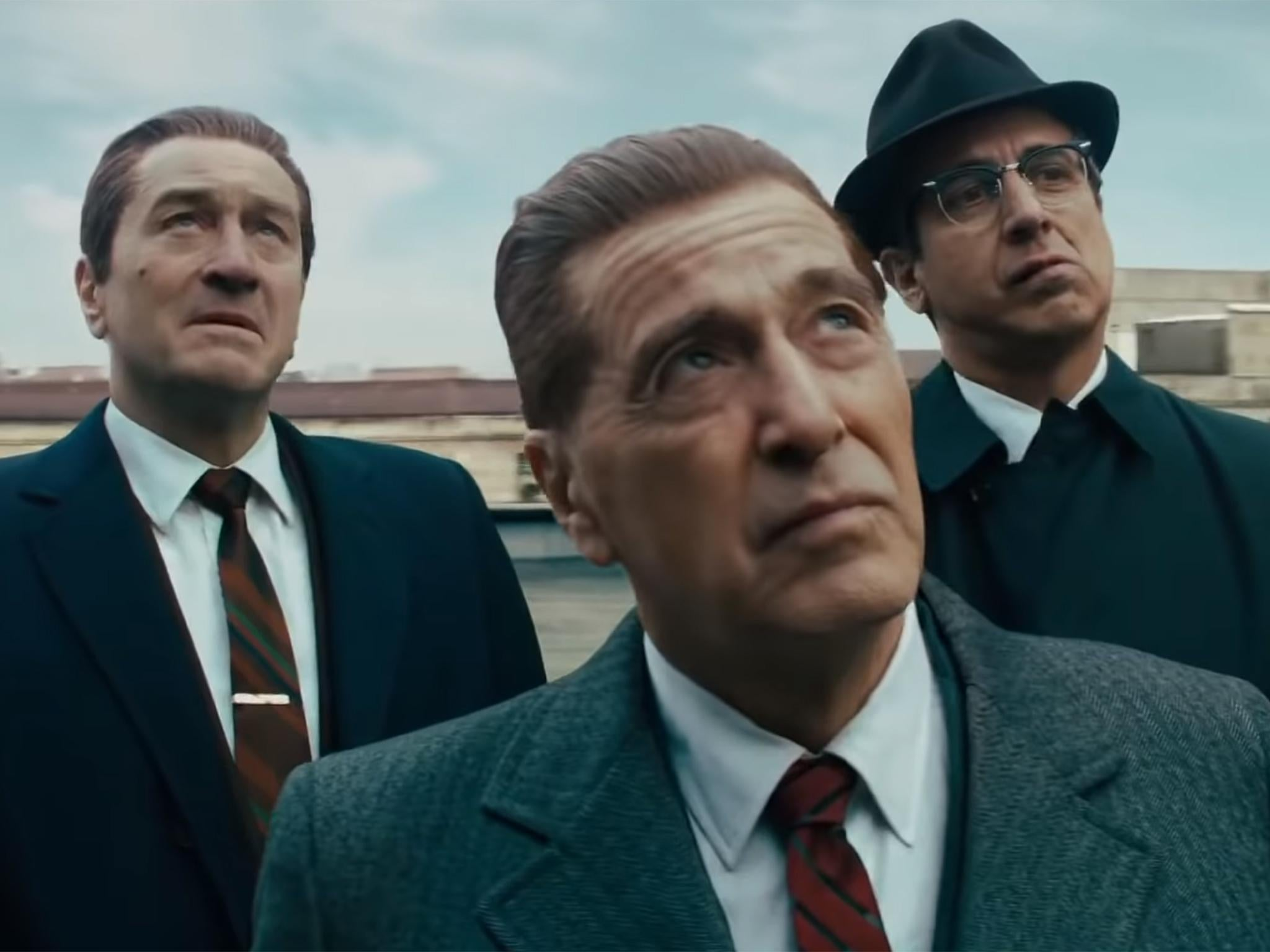 The Irishman: Who's who, which events are real and is the claim about Jimmy Hoffa's disappearance true?