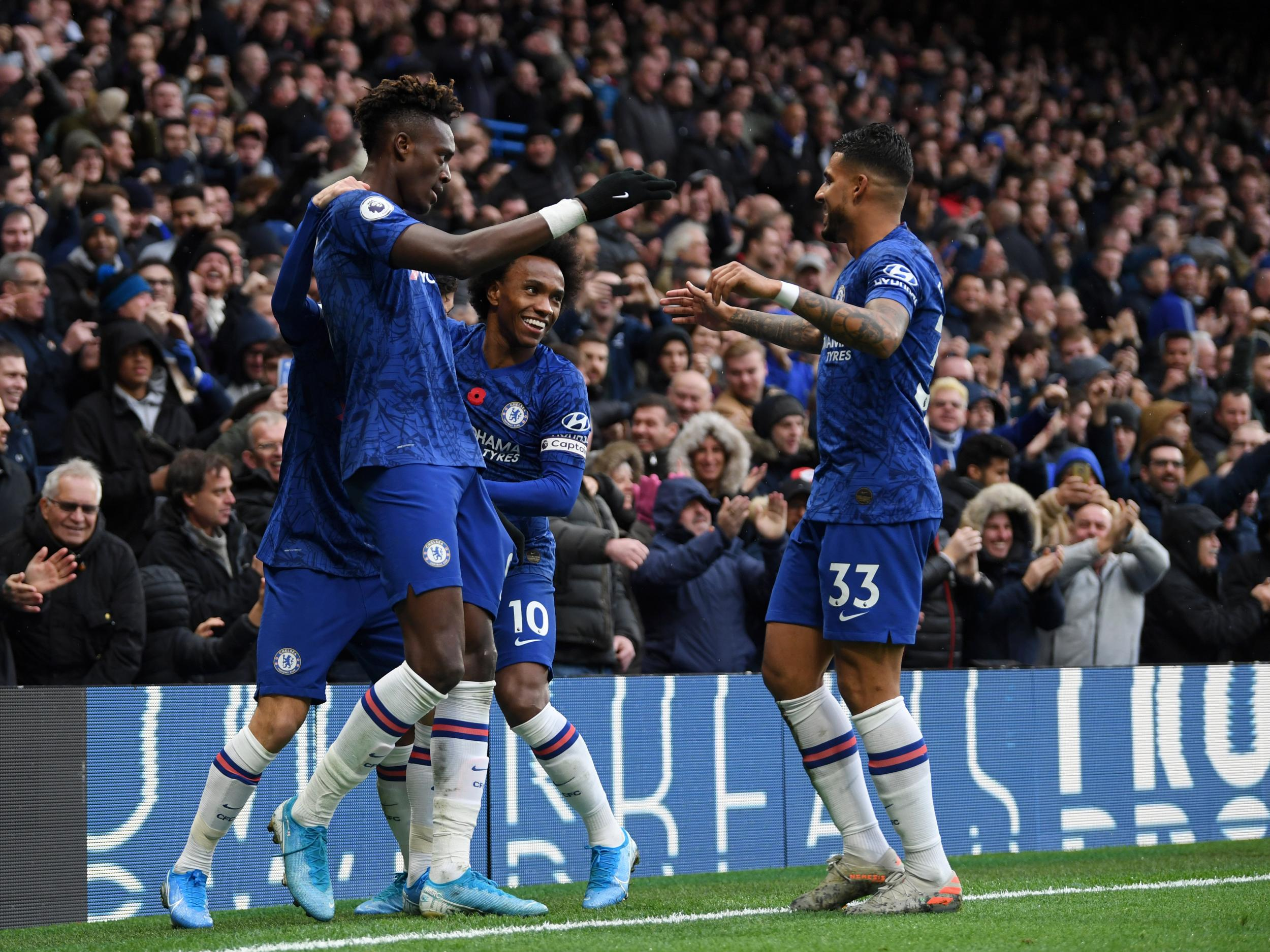 Chelsea vs Crystal Palace result: Five things we learned as Frank Lampard's side go second with win