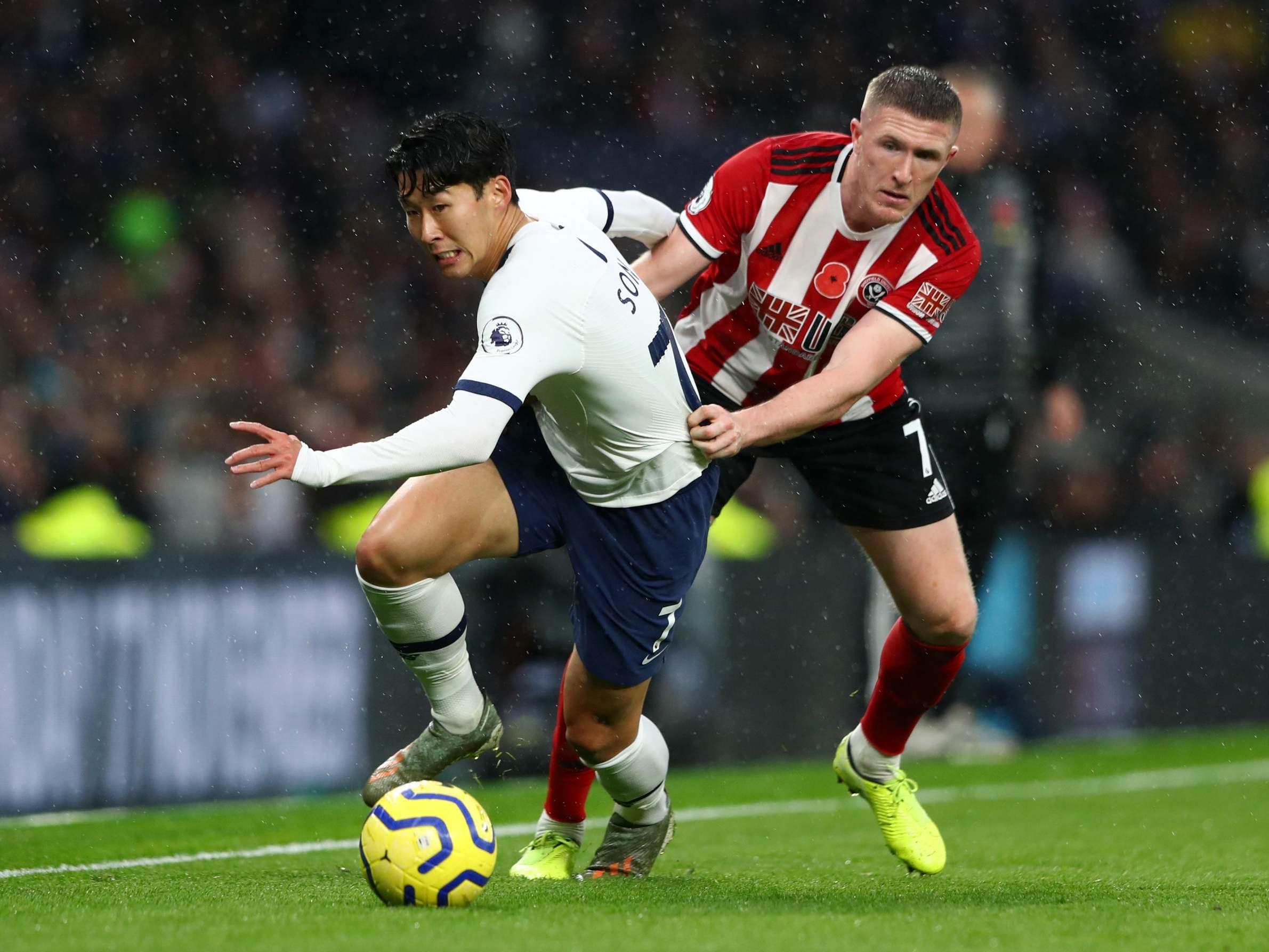 Tottenham vs Sheff Utd LIVE: Latest Premier League updates