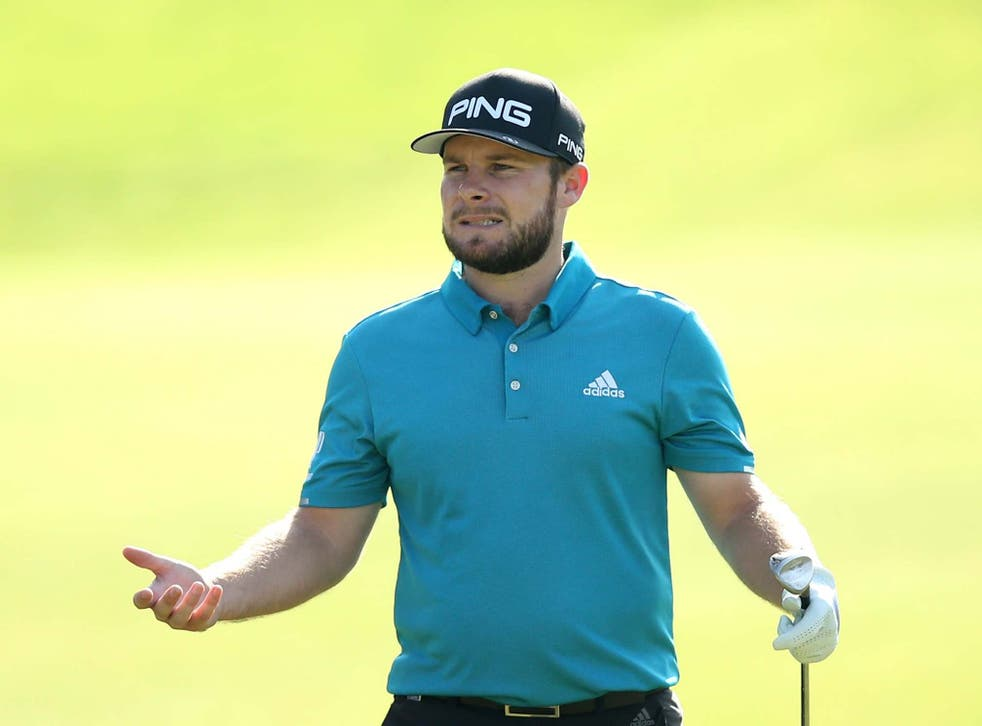 Tyrrell Hatton produced a stunning round of 65 to move into contention in Turkey
