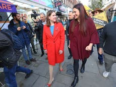 Luciana Berger reveals how antisemitic abuse made her physically ill