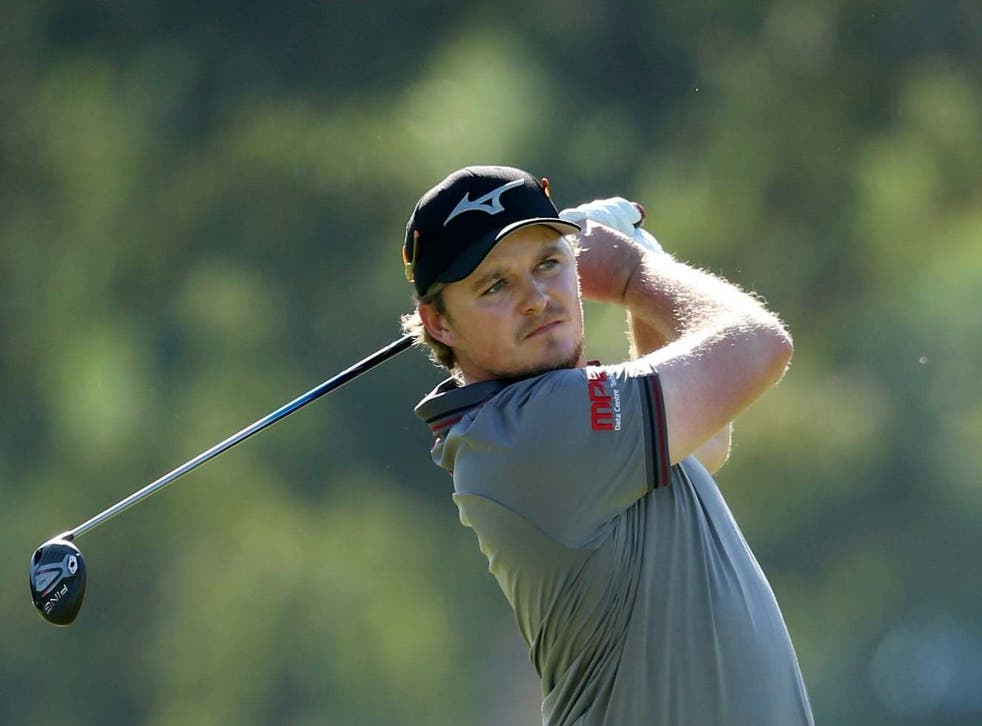 Eddie Pepperell was disqualified from the Turkish Airlines Open