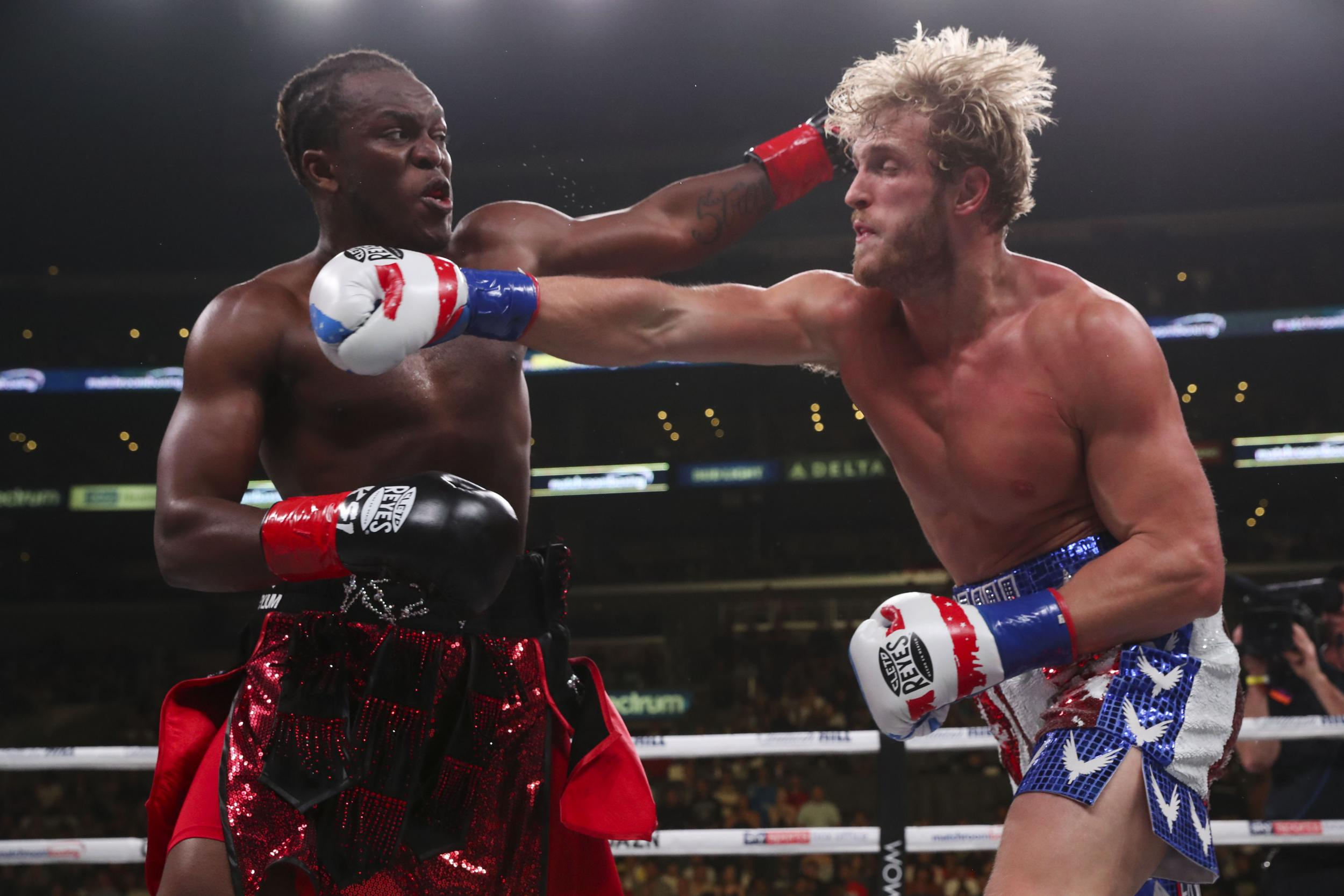 KSI vs Logan Paul LIVE result: KSI wins to settle rivalry on points decision as YouTubers admit rivalry was 'to sell fight'