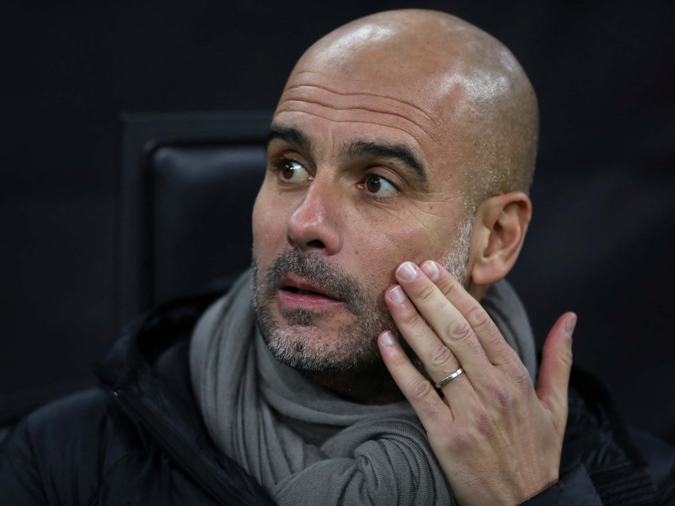 Liverpool vs Man City: Why Pep Guardiola has never gone into a game thinking he'll lose