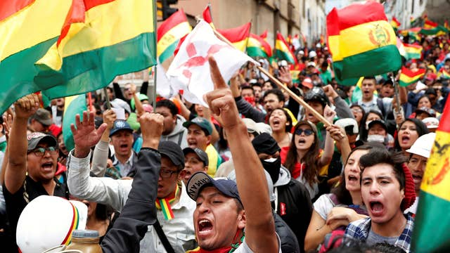 Morales Proved In Bolivia That Democratic Socialism Can Work But The People Cannot Be Ignored The Independent The Independent