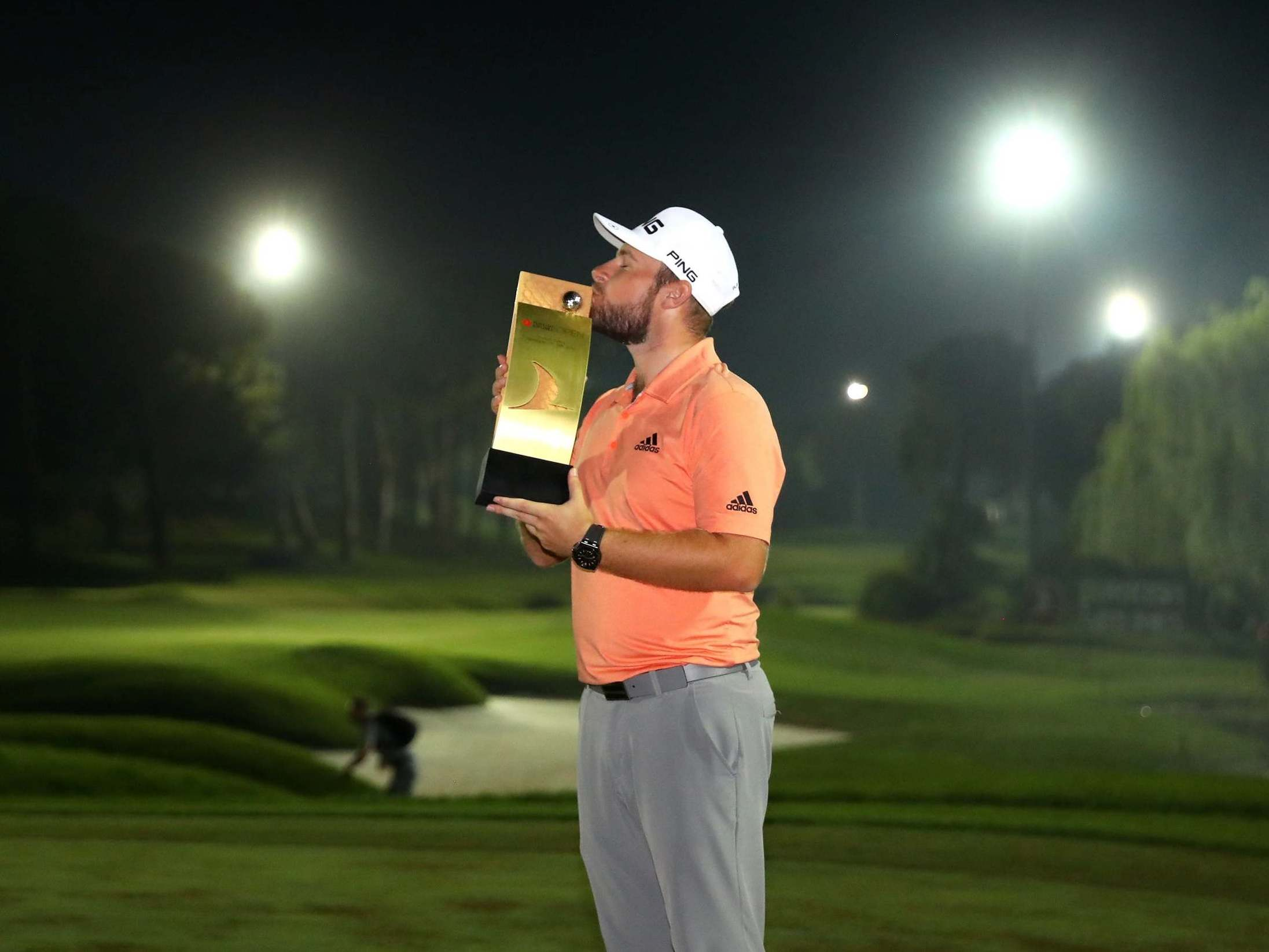 Turkish Airlines Open 2019: Tyrrell Hatton prevails in historic play-off under the lights