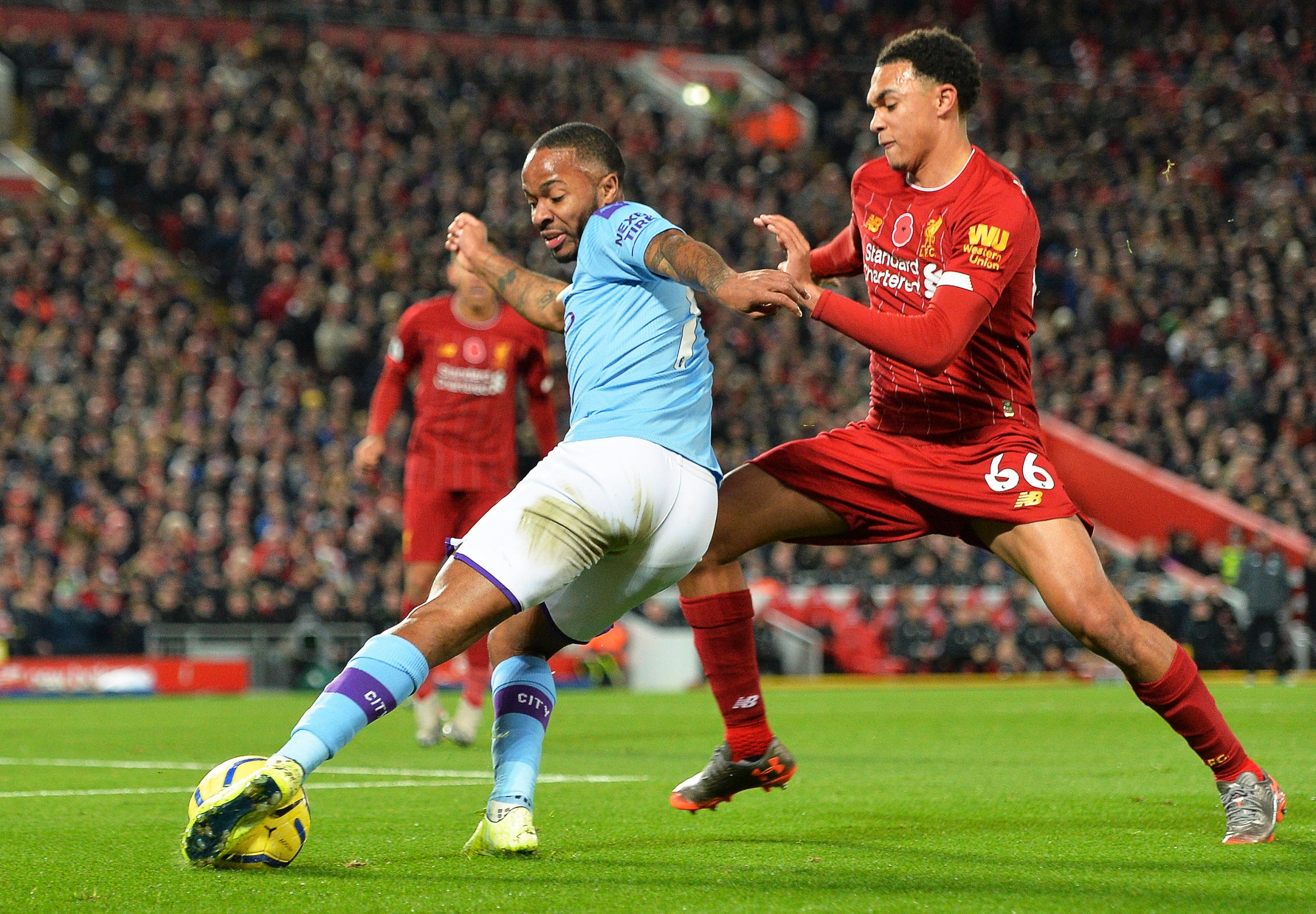 Man City Gegen Liverpool