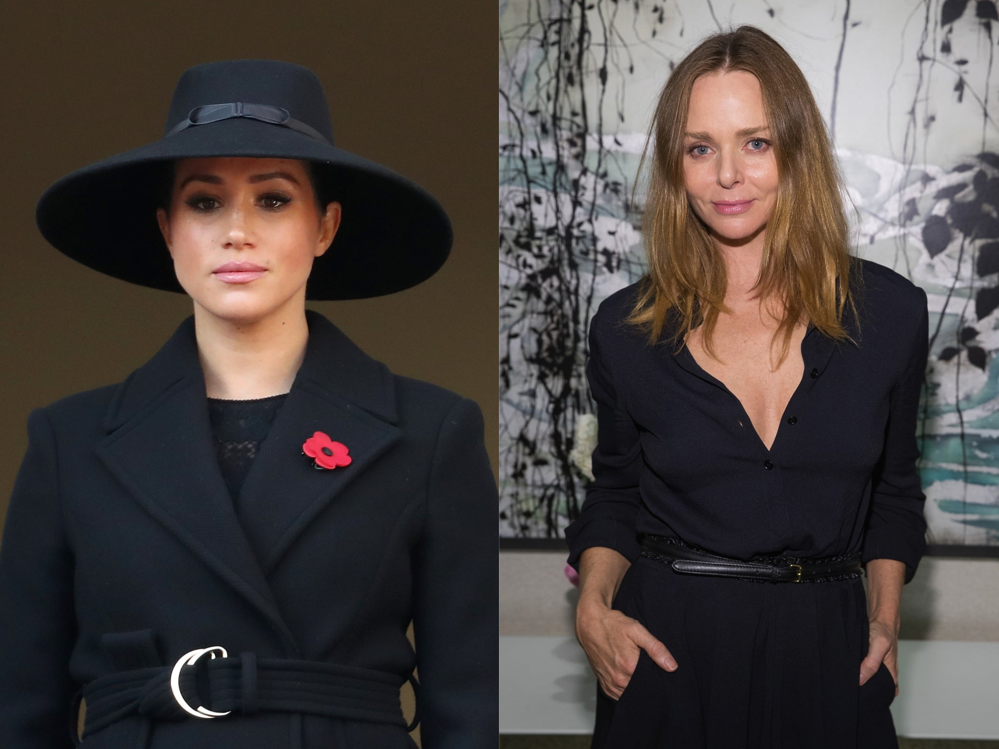 Stella McCartney removes Meghan Markle Remembrance Instagram post after backlash