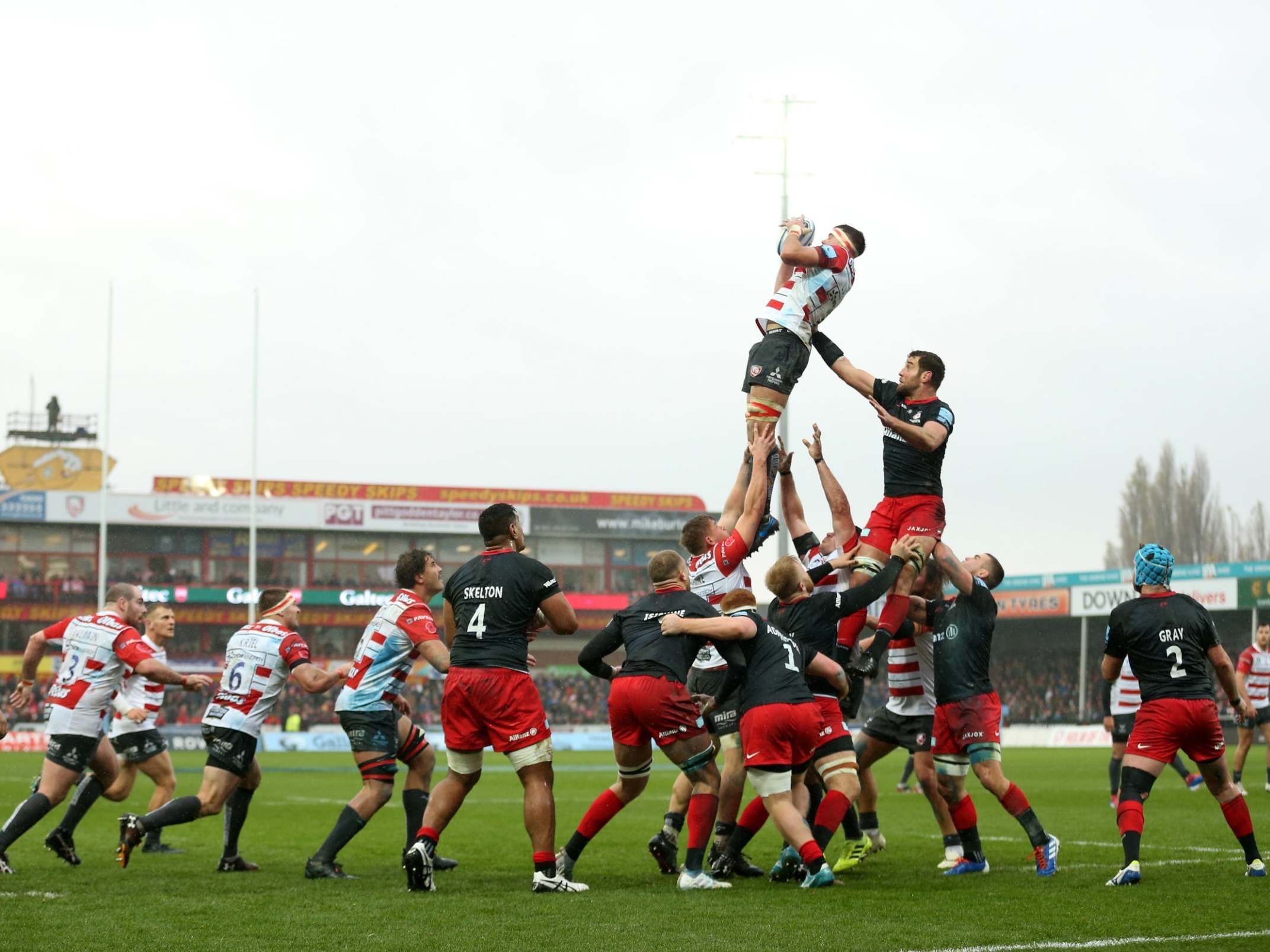Saracens confident over appeal against sanctions for breaching salary cap rules