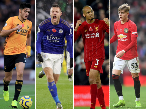 Premier League team of the week: Star players from Liverpool, Manchester United, Leicester and more