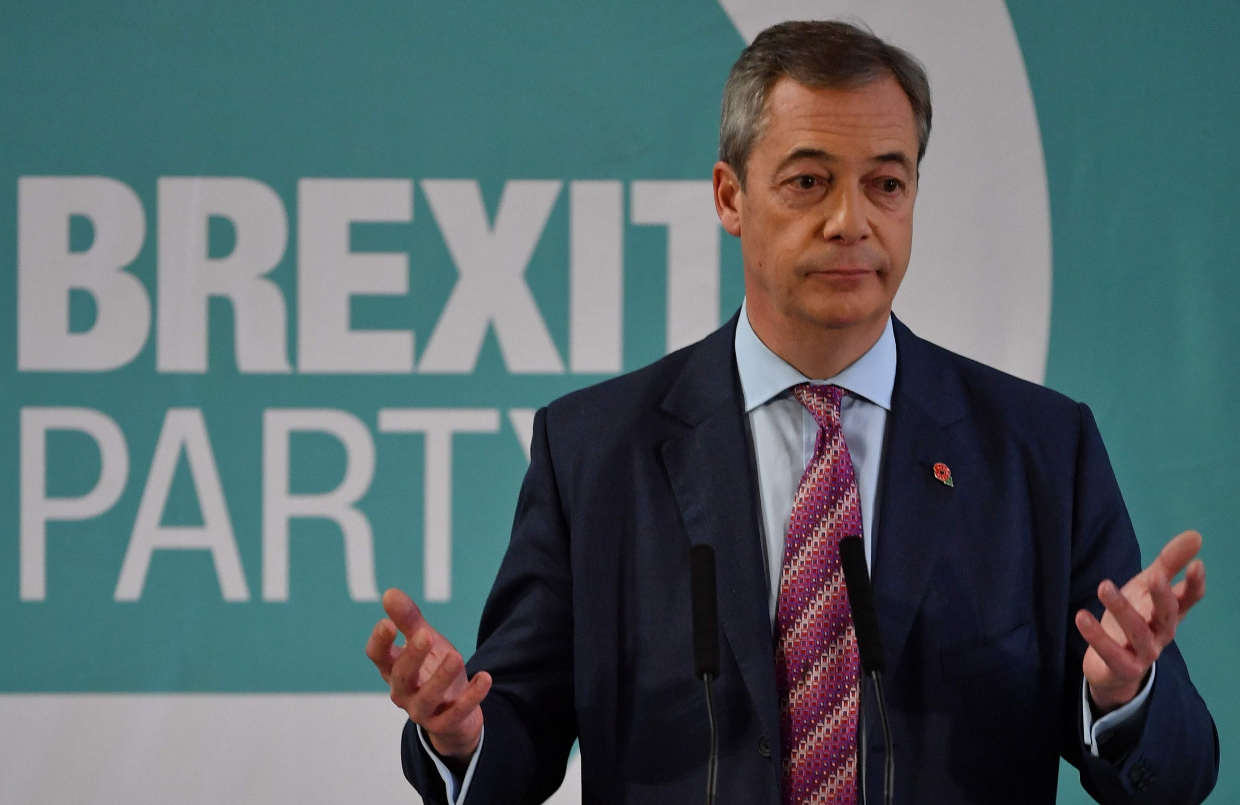 Nigel Farage is a quitter not a fighter – his latest political sideshow makes that clear