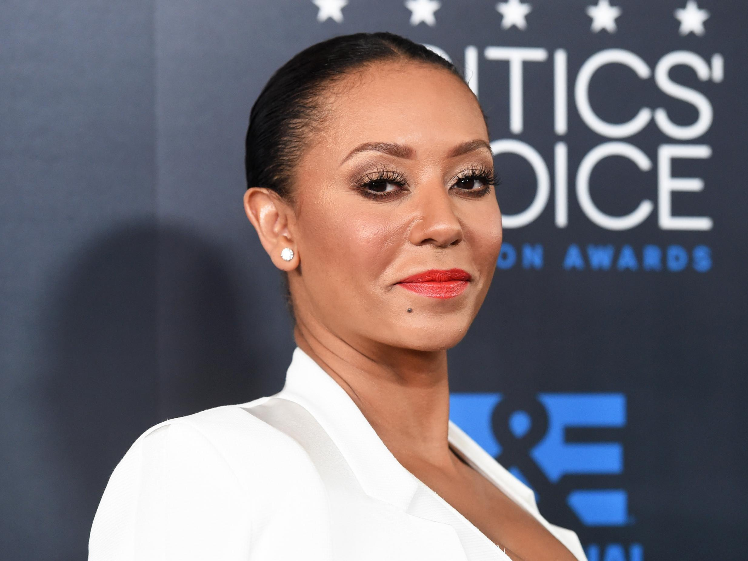 Tesco takes down Mel B advert after Spice Girl's complaint