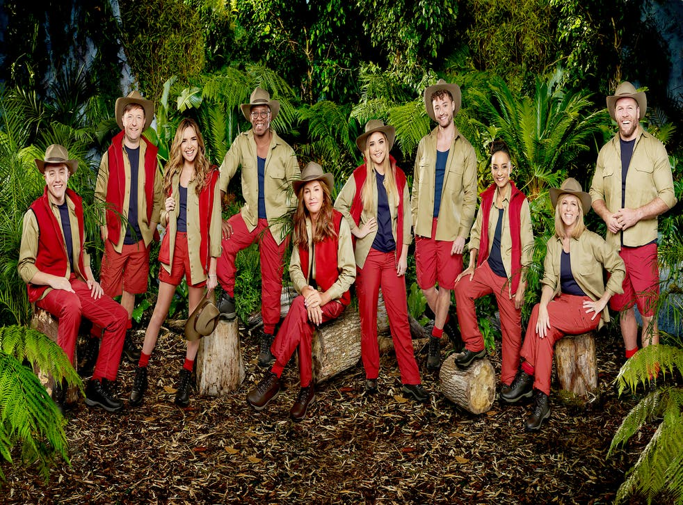 The 2019 line-up for I'm a Celebrity, Get Me Out of Here!