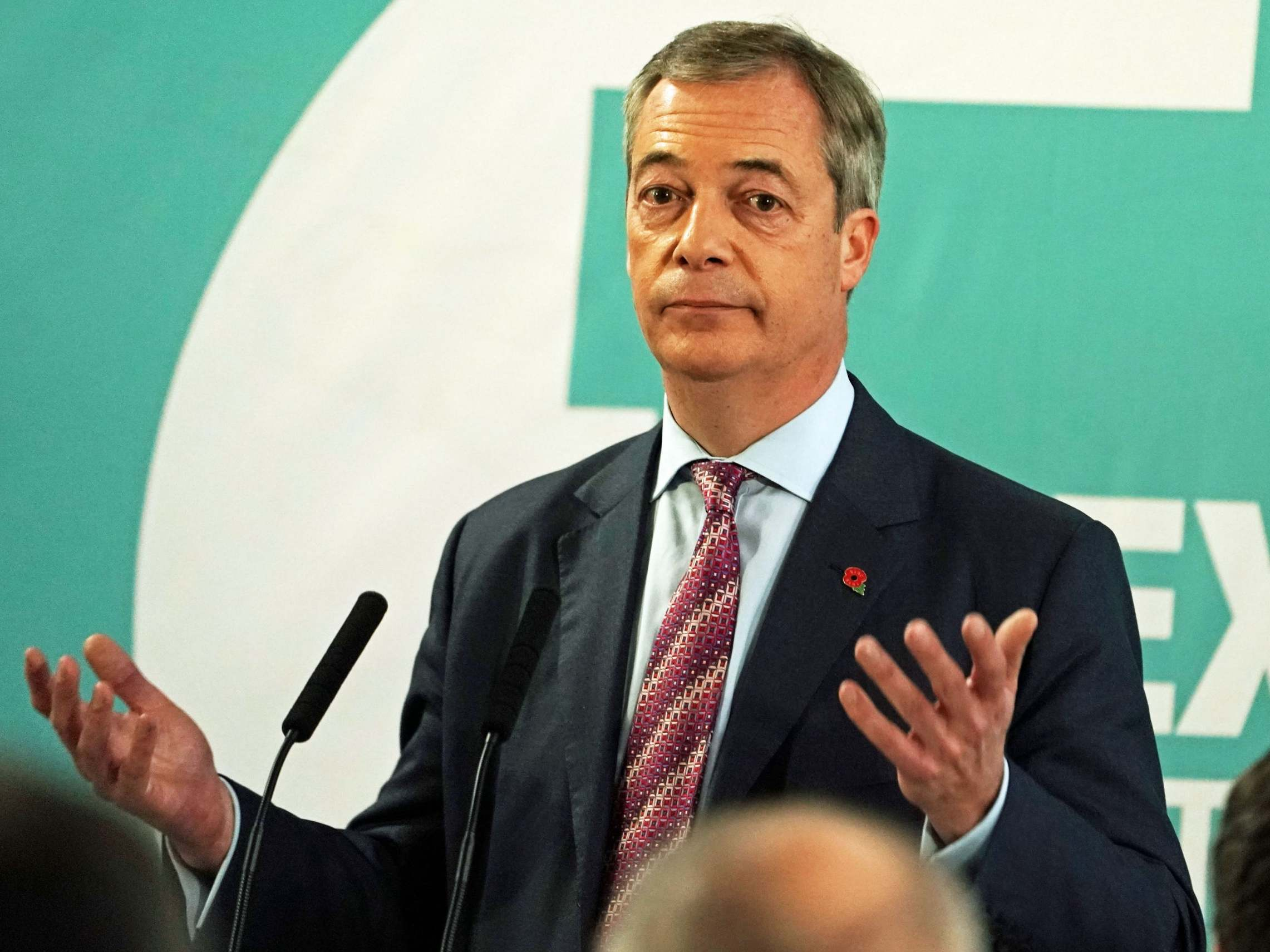 Brexit Party candidates furious after Nigel Farage announces they cannot contest 317 seats