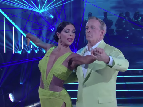 Dancing with the Stars: Trump praises Sean Spicer's 'great try' after he is voted off reality series