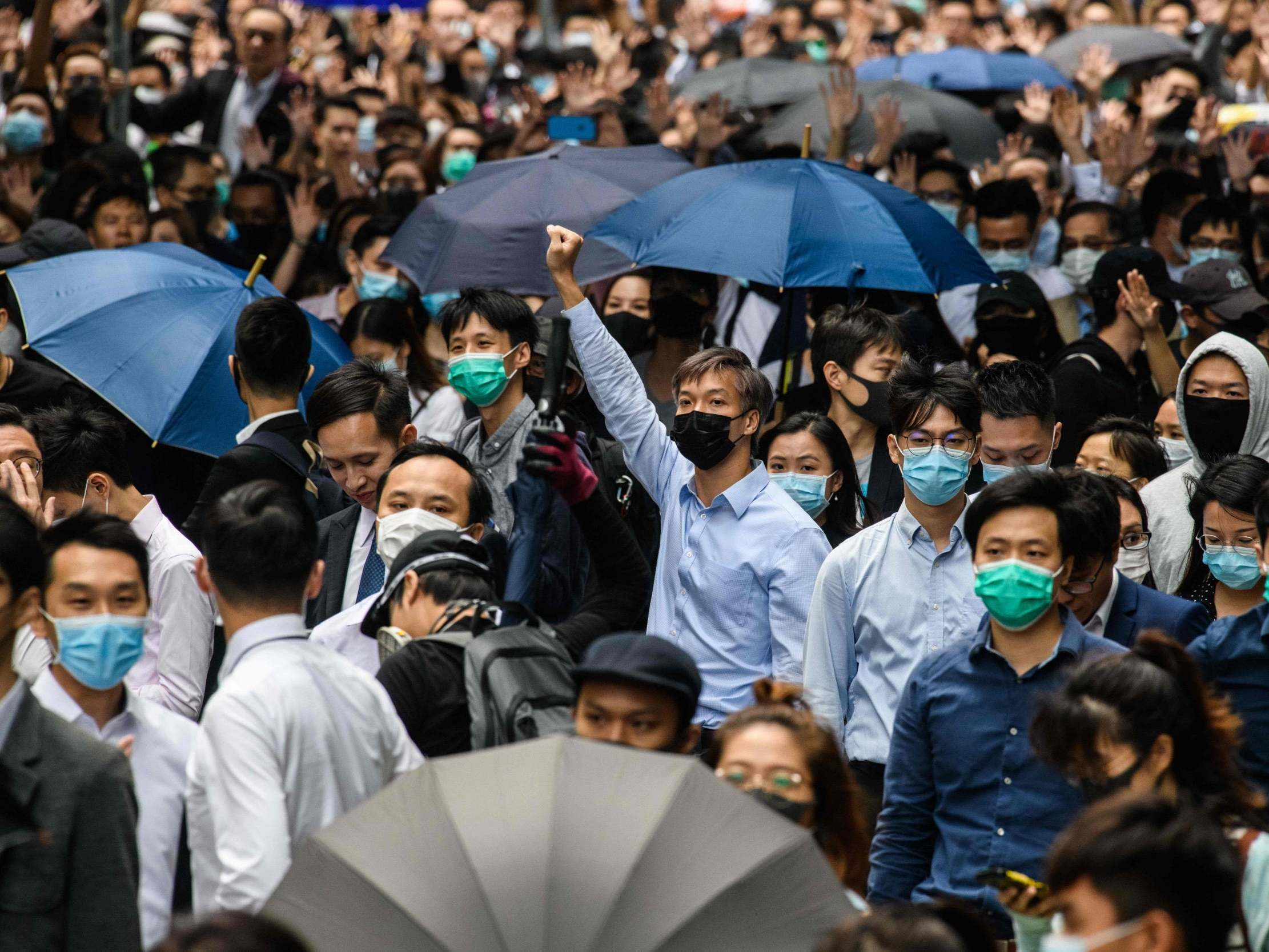 Hong Kong is trying impose Tiananmen by stealth – Carrie Lam herself is now the 'enemy of the people'