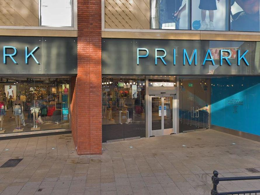Primark security guard who forced teenage shoplifters to perform sex…