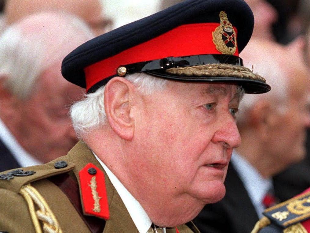 Lord Bramall death: Former head of British Army dies aged 95