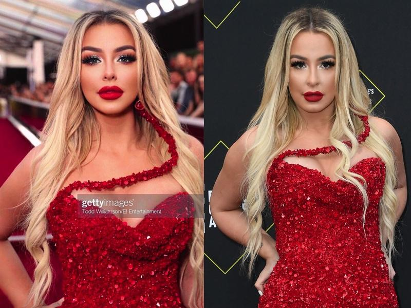 Tana Mongeau criticised for photo editing: 'Literally changed her bone structure'