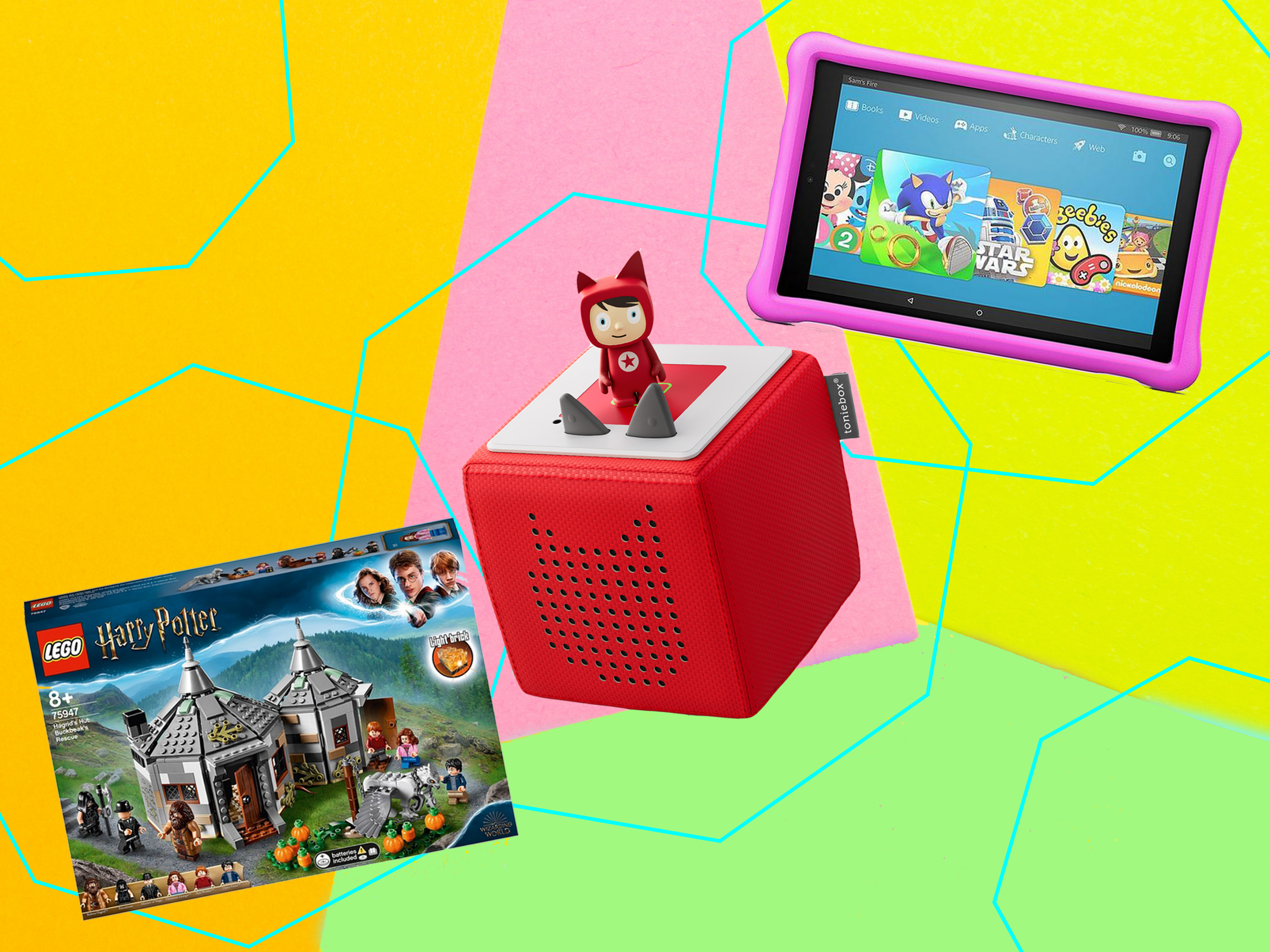 Cyber Monday kids' toys deals: Lego, Harry Potter, Frozen and more