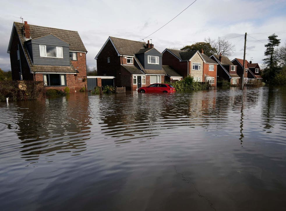 More than 100 flood warnings and alerts have been issued across the UK – with the North East continuing to be highlighted as a particular risk