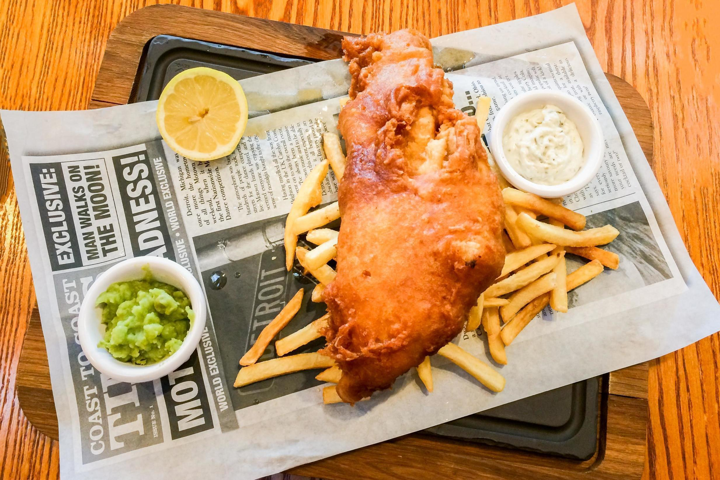 The Jewish history of fish and chips