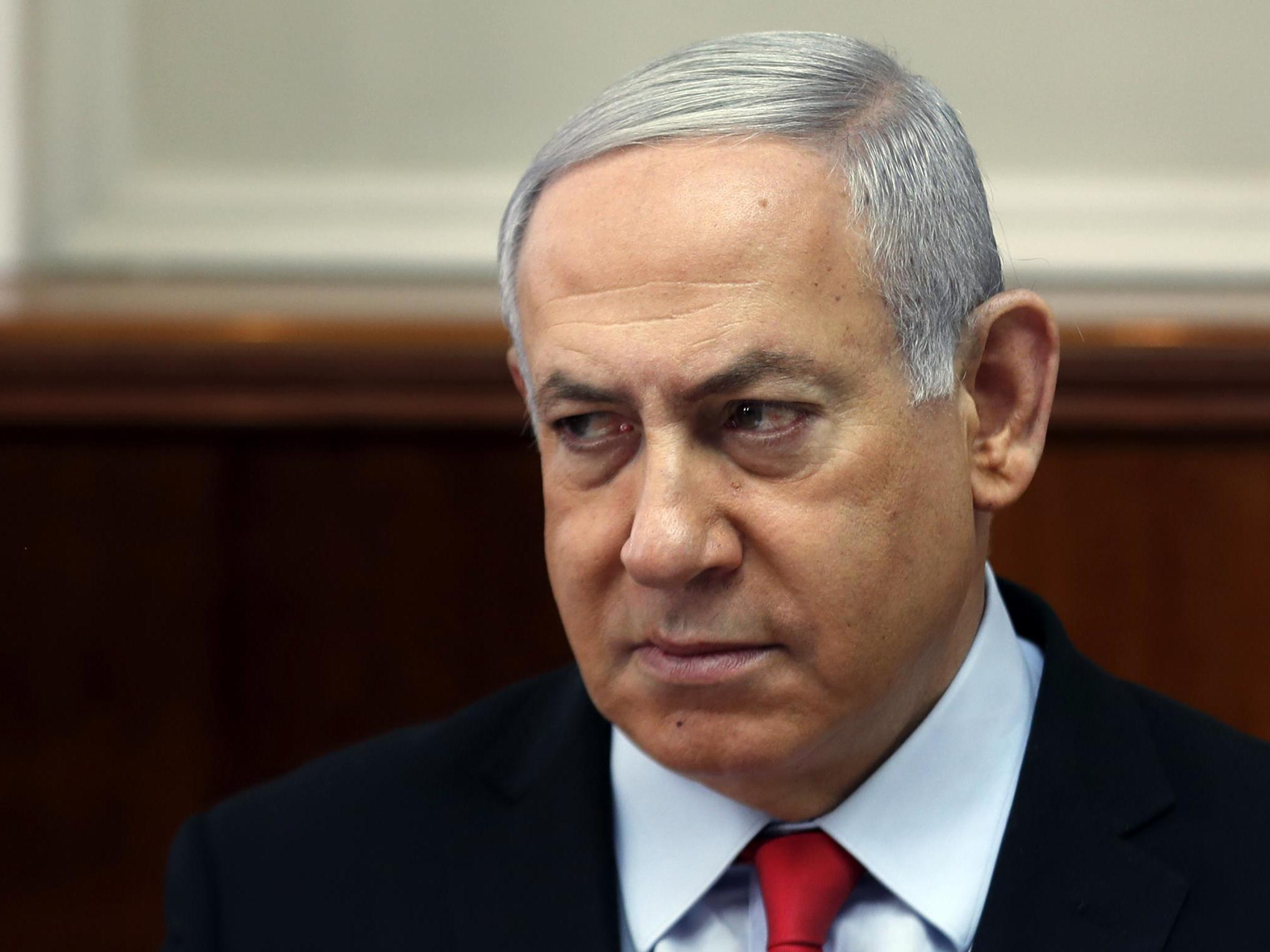 Netanyahu's gamble with Gaza may save his political career but spark a complex drawn-out conflict