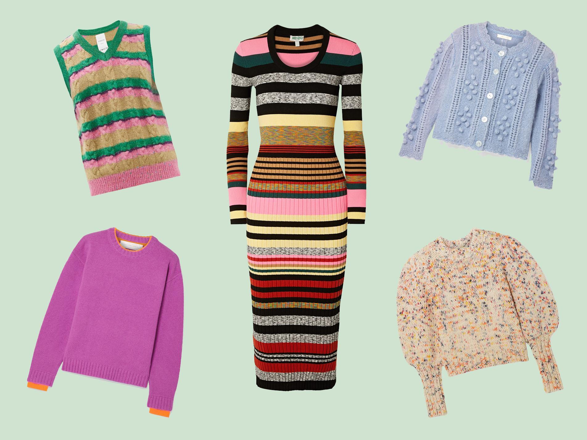Five knitwear trends everyone will be wearing this winter