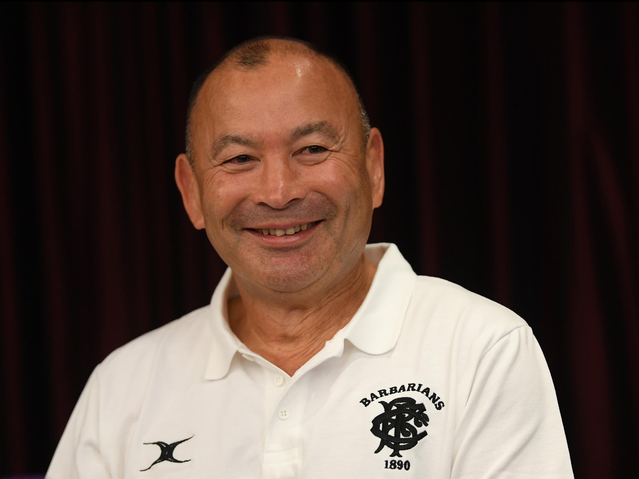 Eddie Jones refuses to comment on England future as he prepares to coach the Barbarians against Fiji