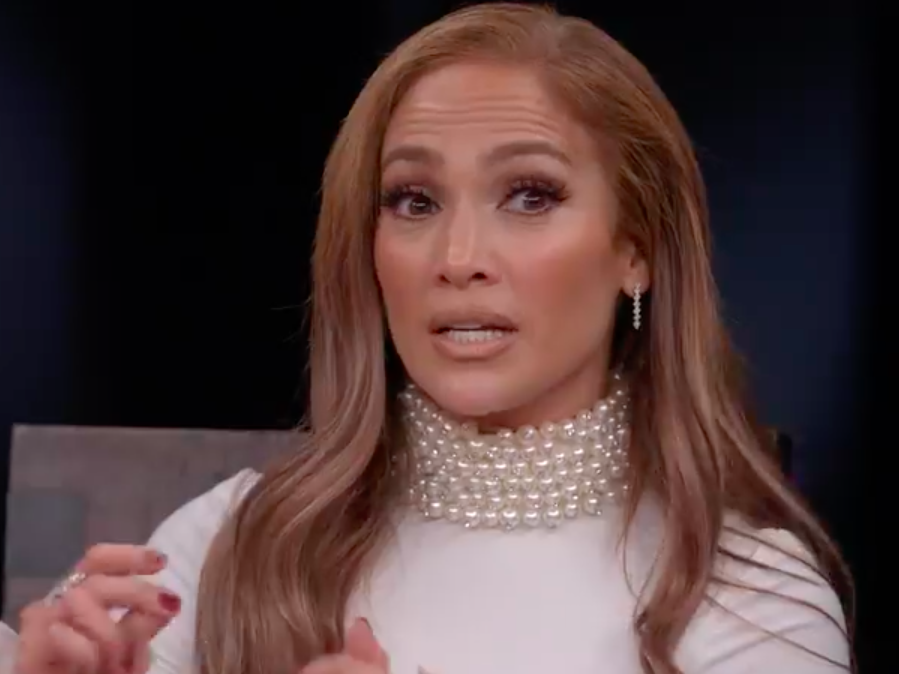Jennifer Lopez reveals how she reacted when director asked to 'see my boobs' during costume fitting