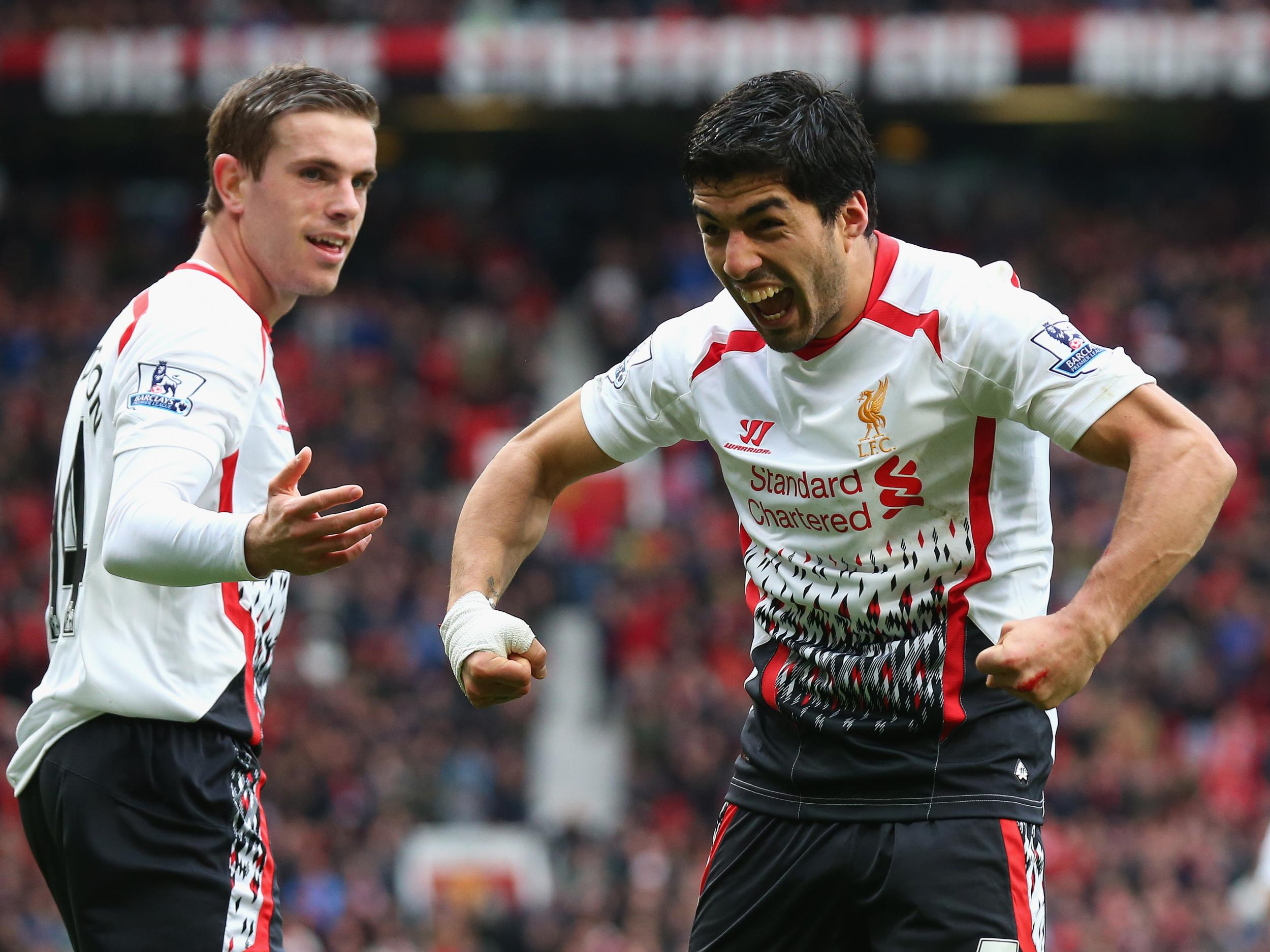 Jordan Henderson remembers when he was 'ready to kill' Luis Suarez at Liverpool