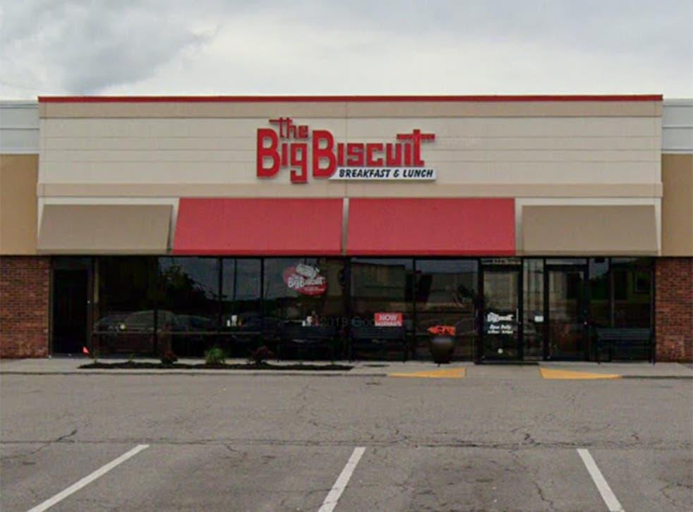 Armando Gutierrez worked at a Big Biscuit restaurant in Overland Park, Kansas