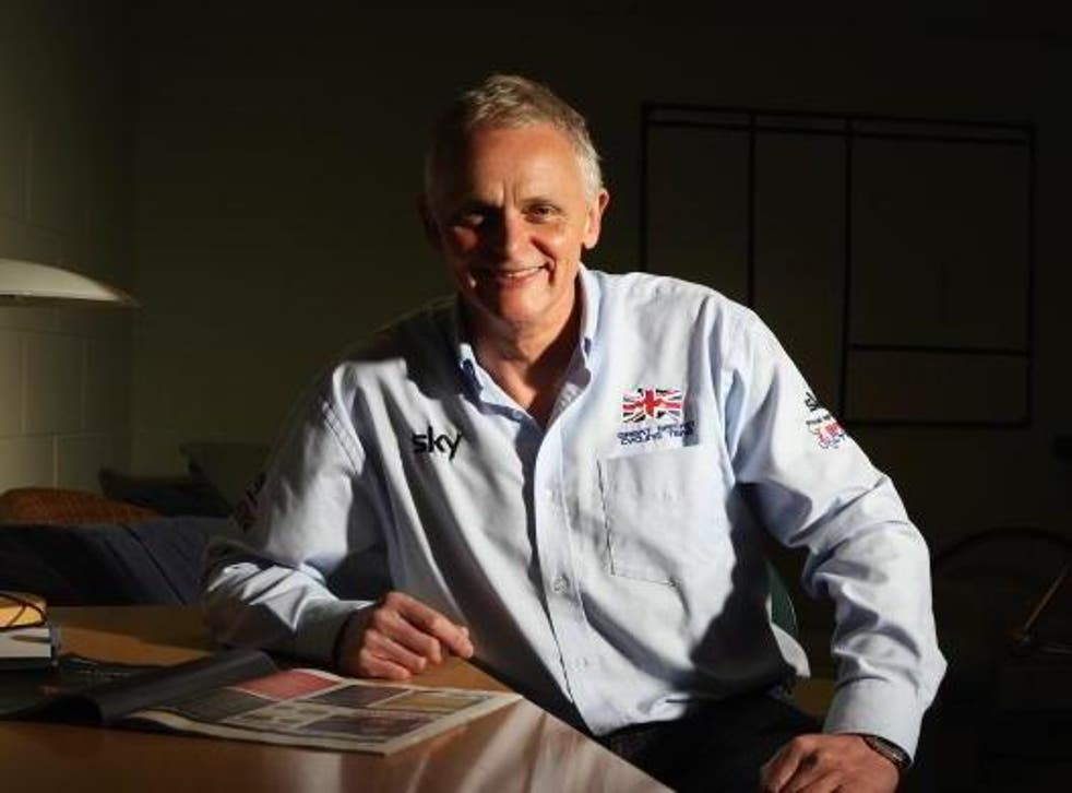 Dr Steve Peters replaced Dr Steve Sutton as a witness in the medical tribunal