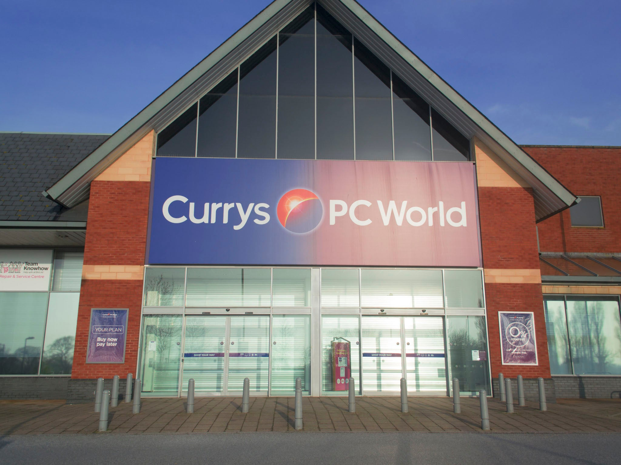 Price Glitch Sees Retailer Currys Drop Ipad Price To 4 Ahead Of Black Friday Sales The Independent The Independent