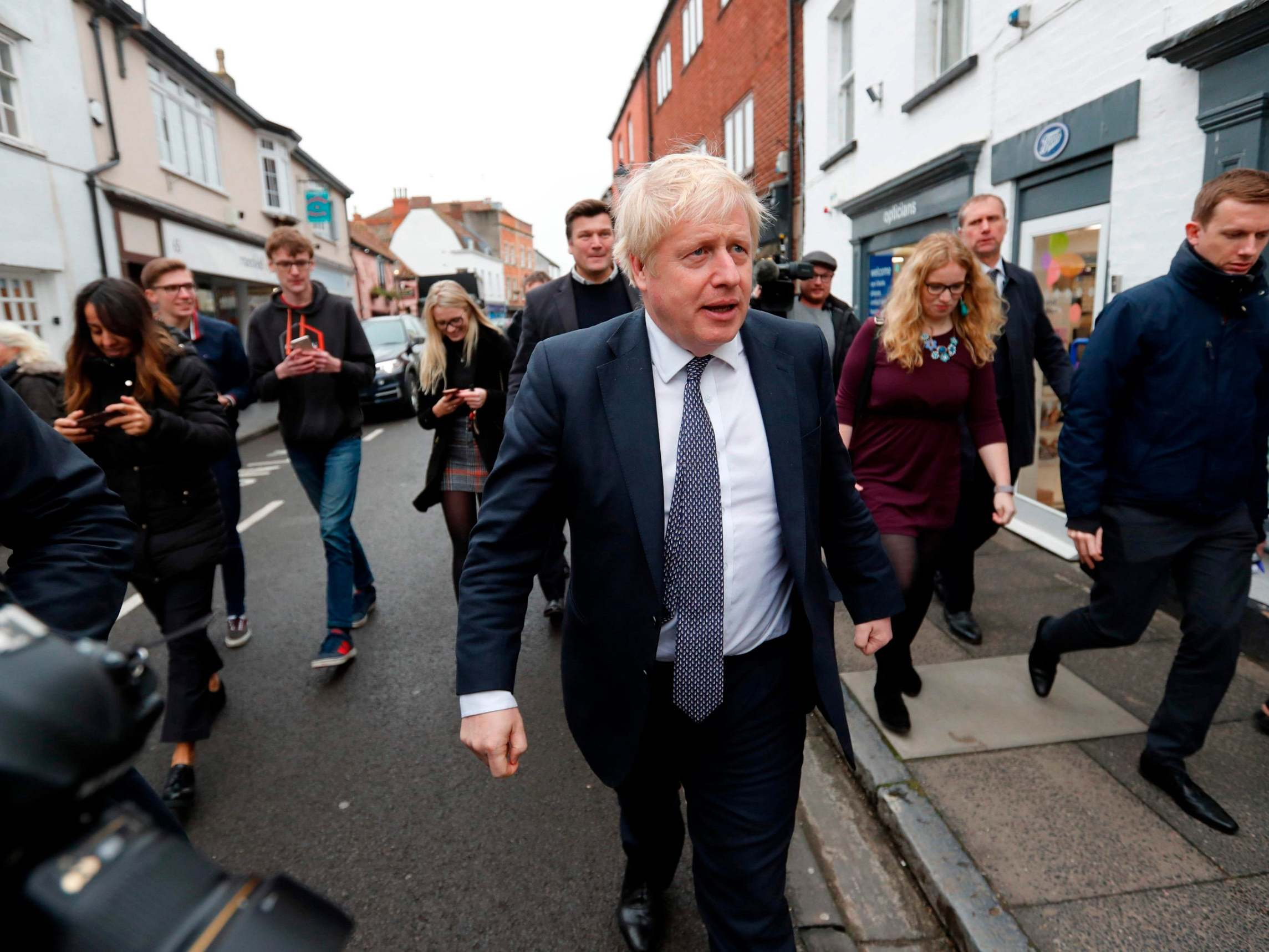The Conservatives can win with a new coalition of voters, thanks to Boris Johnson's vision