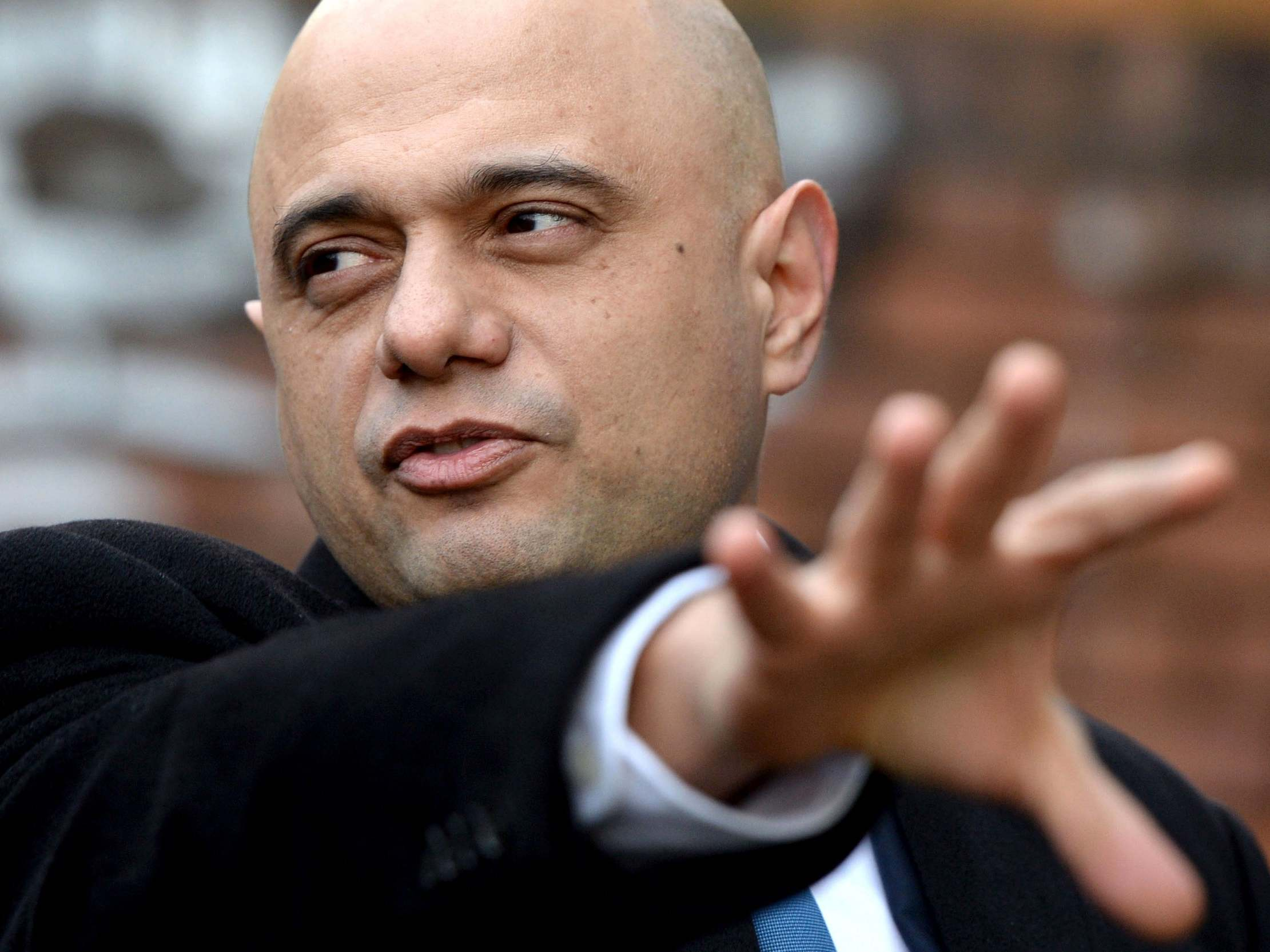 Sajid Javid criticised for false claim UK 'already' has outline of trade agreement when talks yet to start
