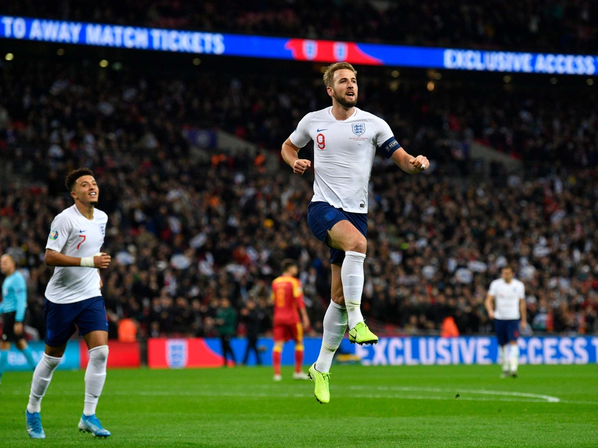 England vs Montenegro: 5 things we learned as Harry Kane hat-trick helps Three Lions clinch Euro 2020 spot