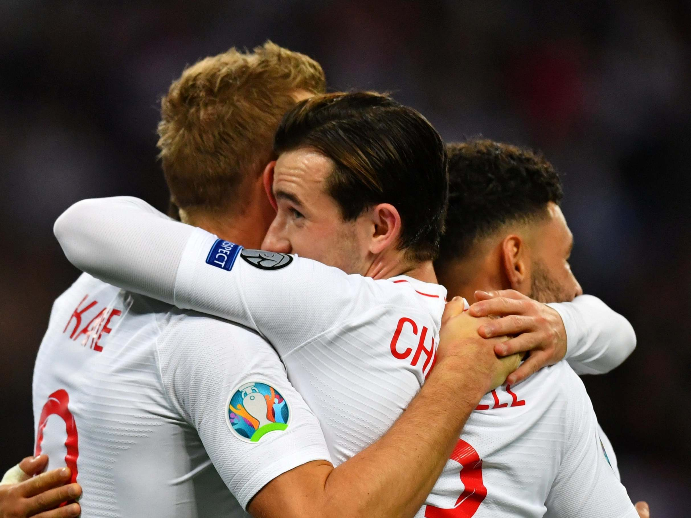 England vs Montenegro result: Player ratings as Gareth Southgate's side coast into Euro 2020