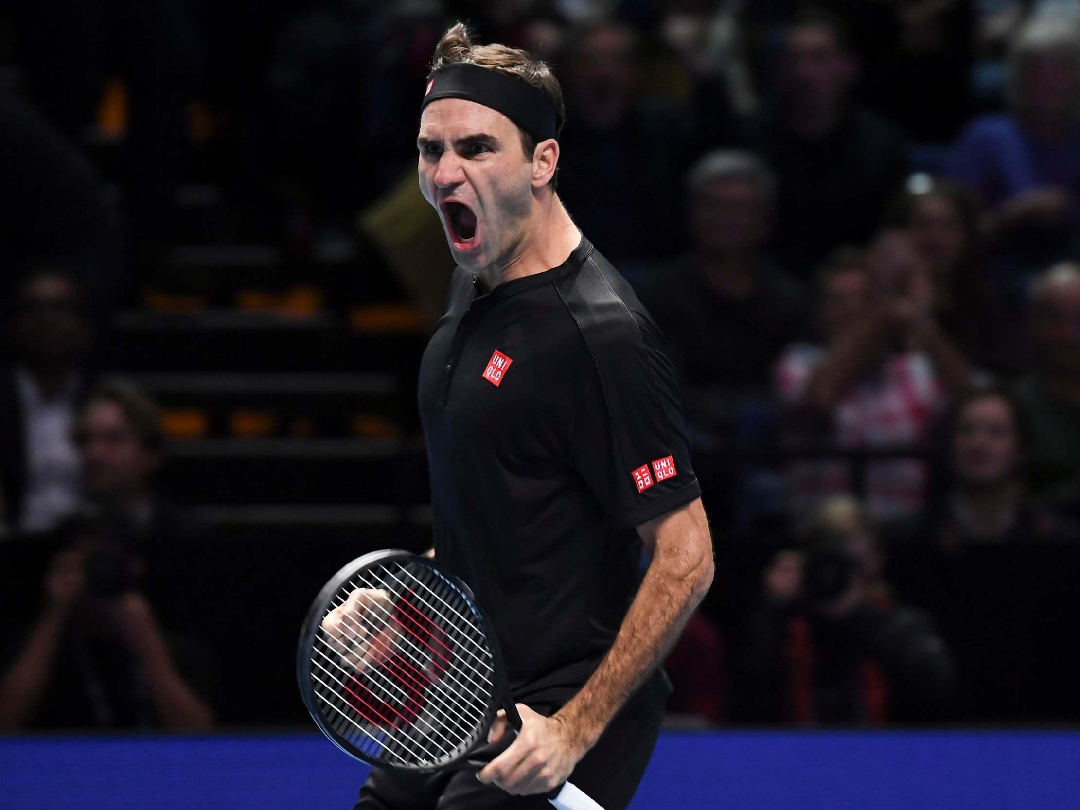 ATP Finals: Roger Federer avenges Wimbledon agony with victory over Novak Djokovic