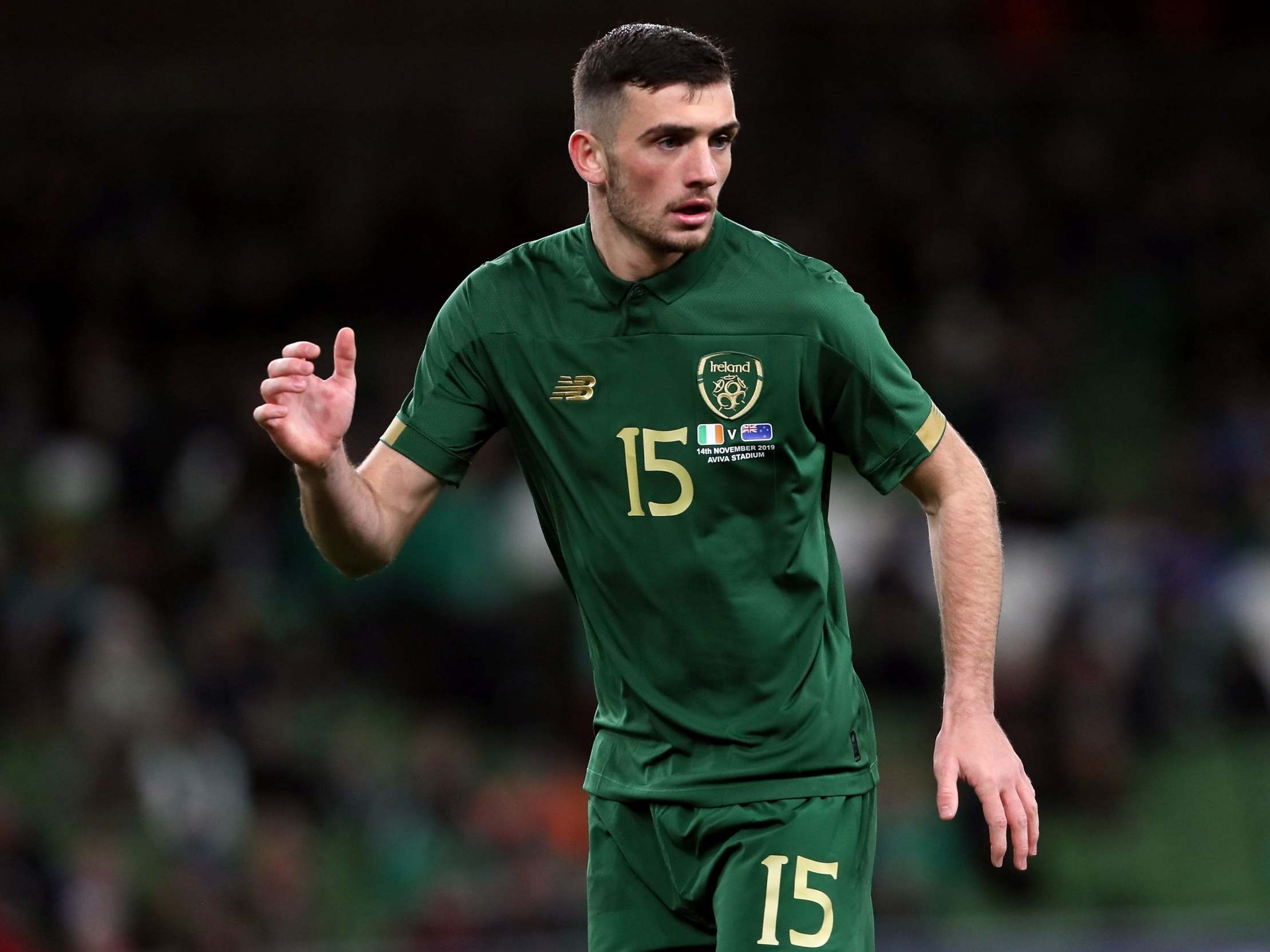 Lift-off for Troy Parrott as Republic of Ireland secure comeback win…