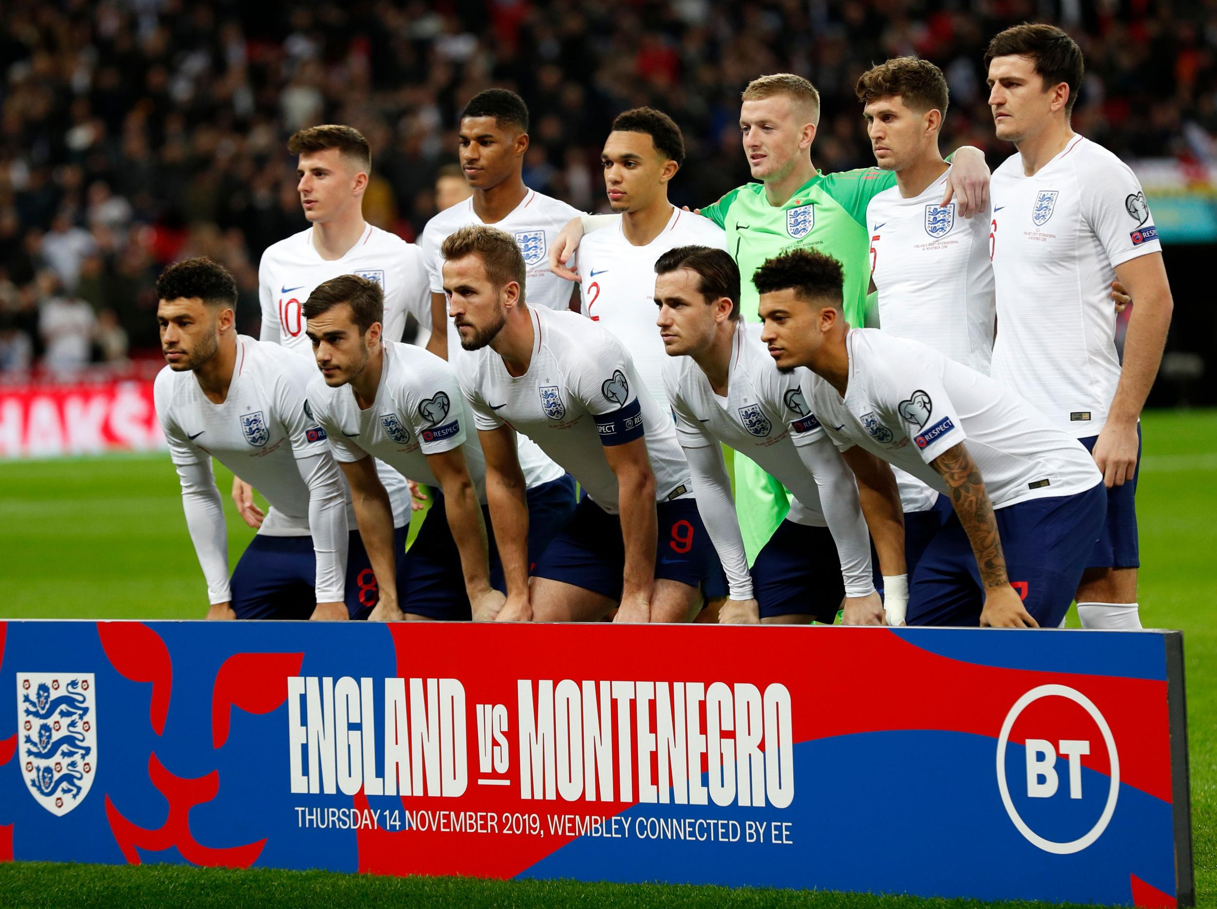 England ease past Montenegro – but thumping win does not disguise this squad's biggest flaw