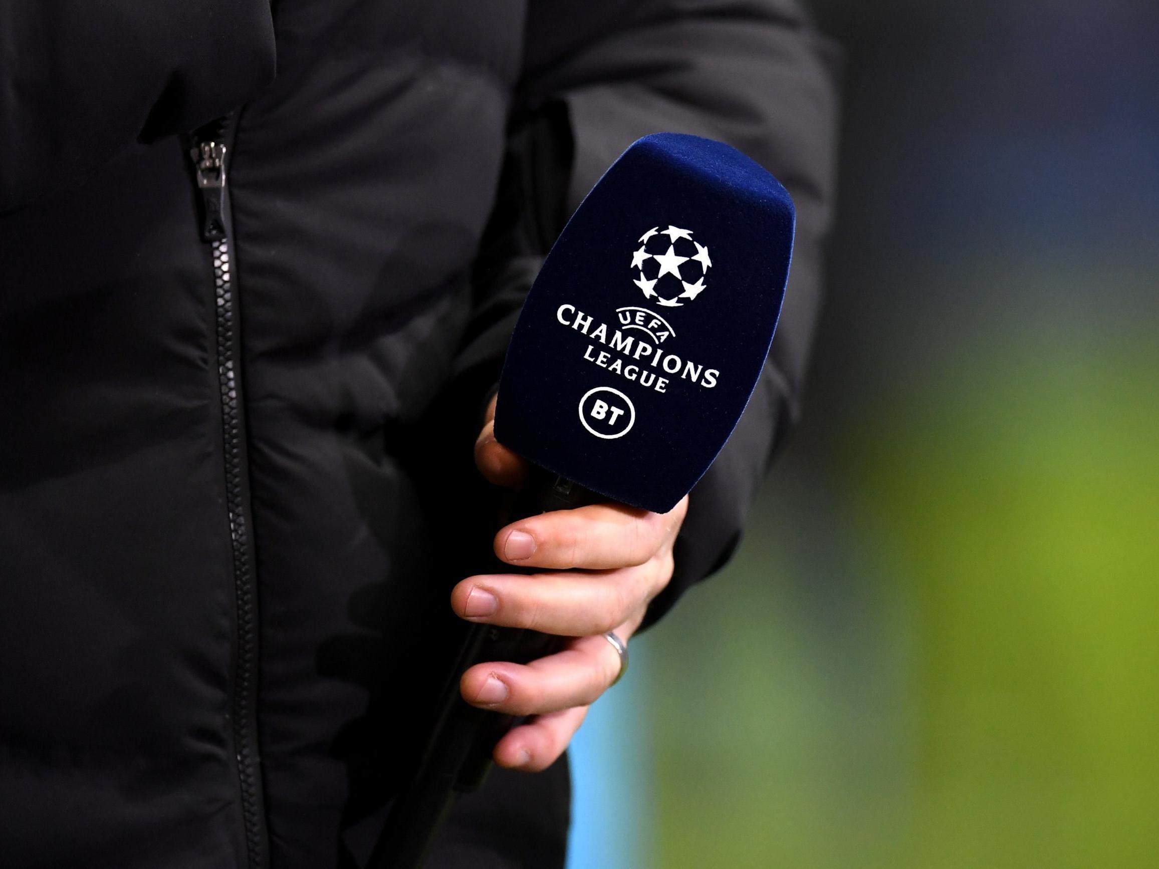 BT Sport retains Champions League rights until 2024