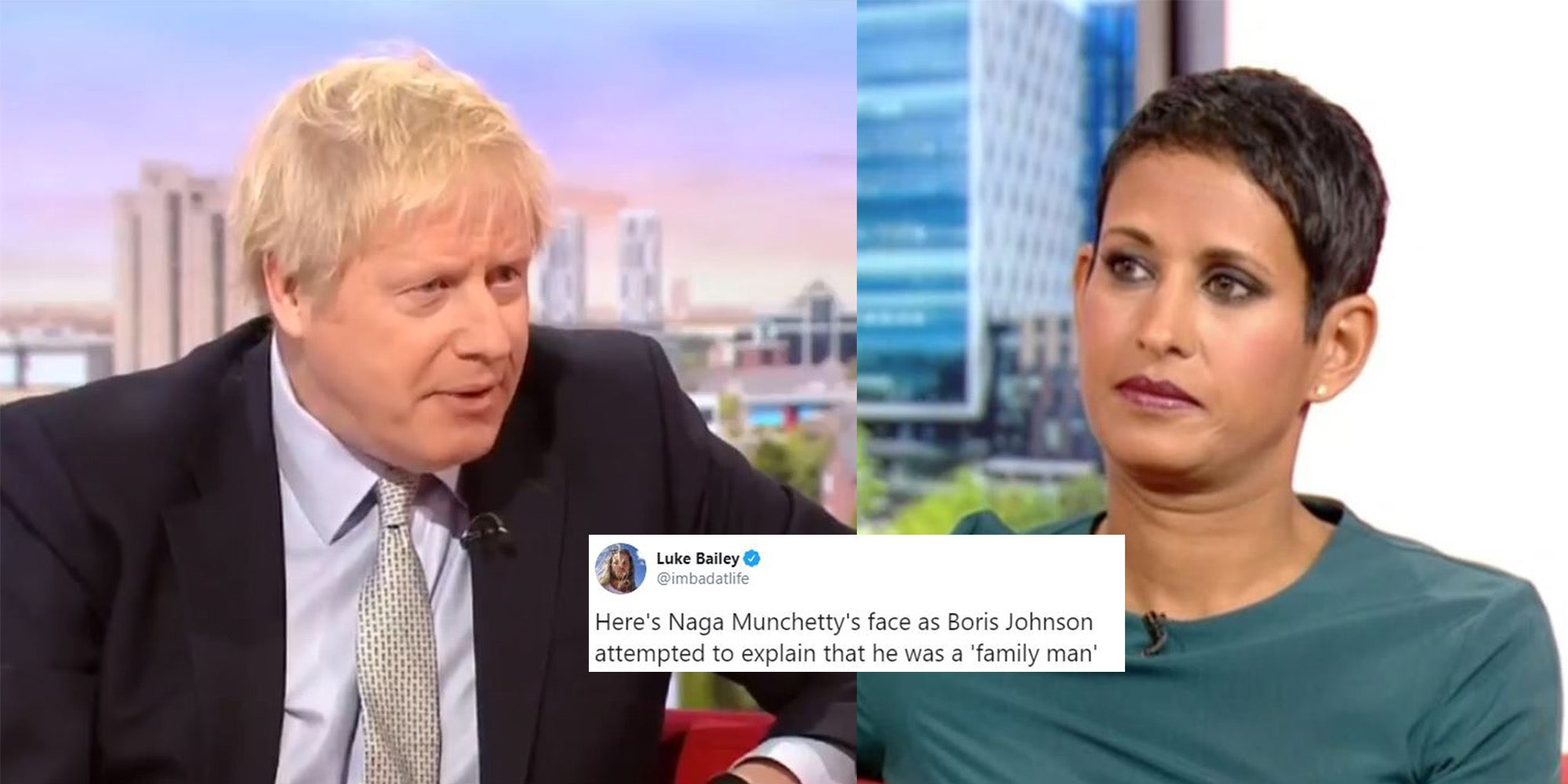 Boris Johnson's BBC Breakfast interview was excruciating for so many…
