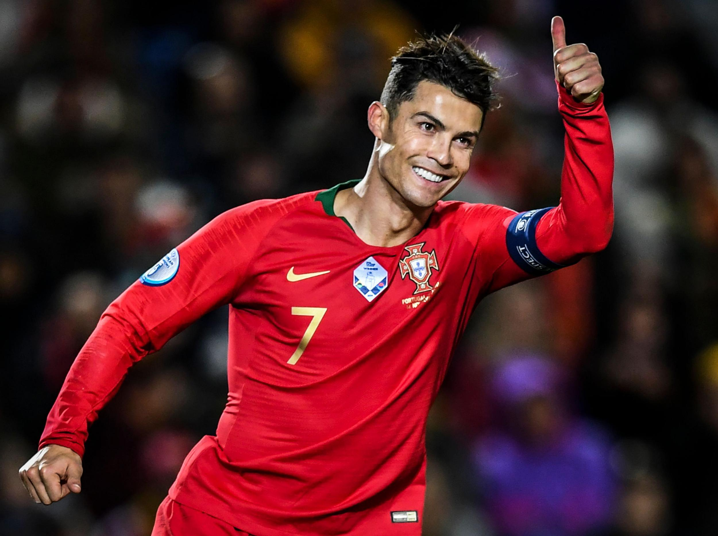Cristiano Ronaldo scores another hat-trick for Portugal as Mario Rui heralds him as 'best in world'